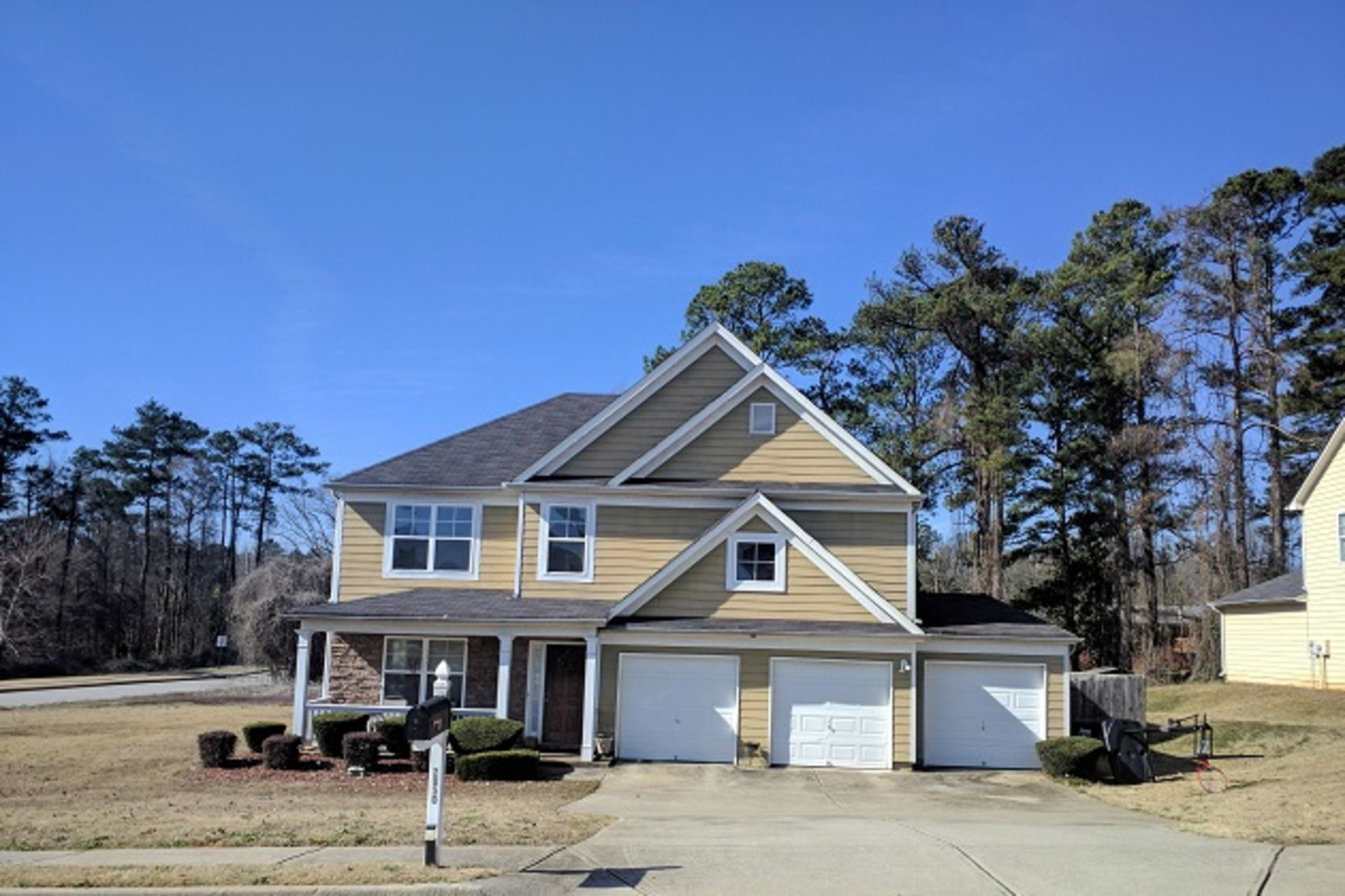 Fairburn GA Home For Sale