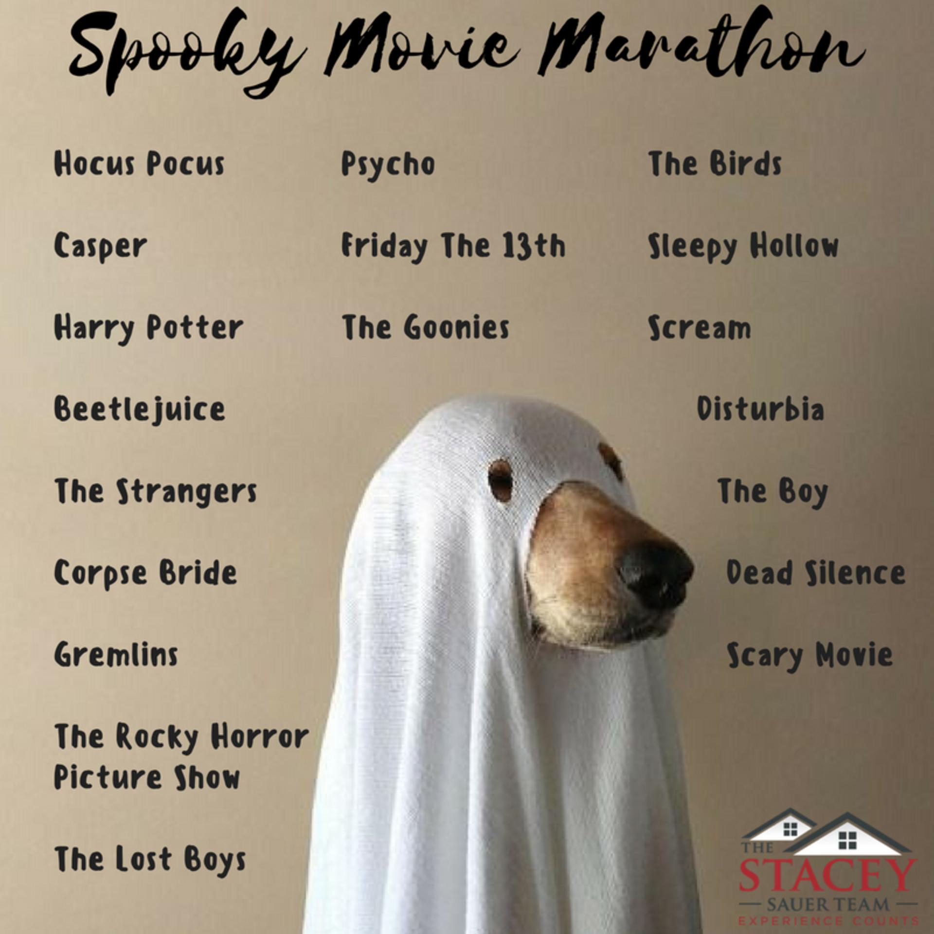 Let's Get Spooky