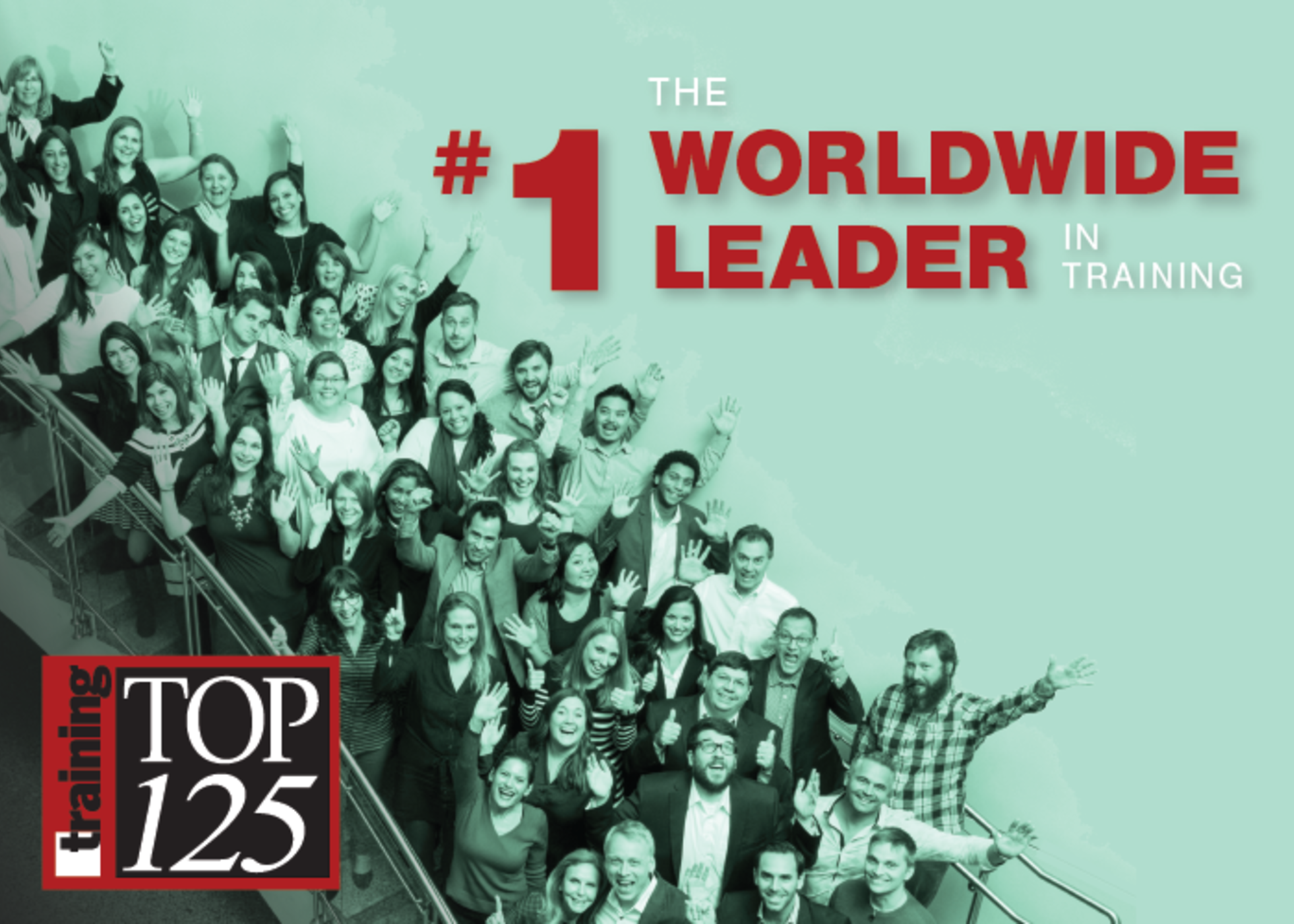 KELLER WILLIAMS NAMED TOP TRAINING ORGANIZATION WORLDWIDE