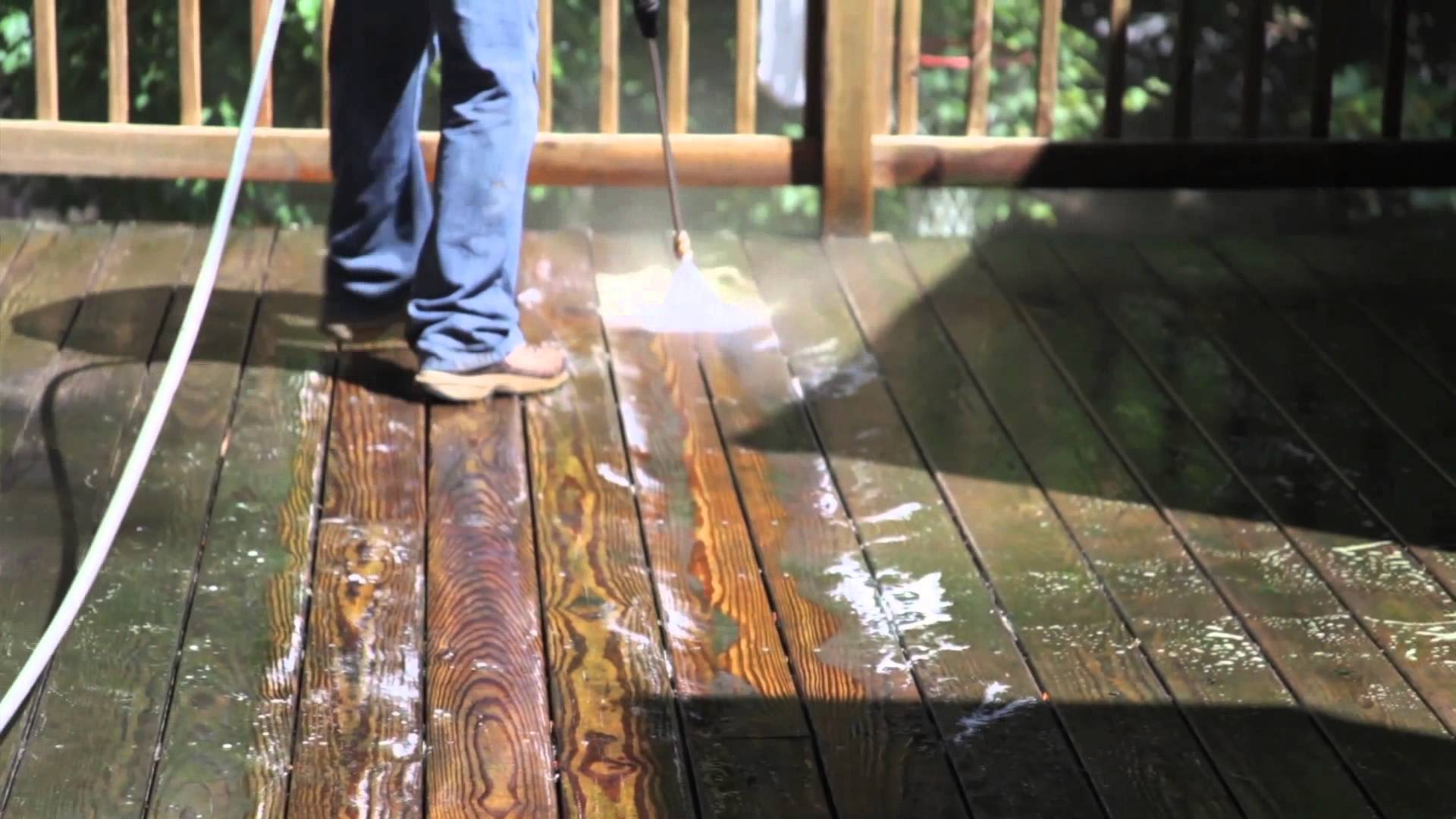 Maintain Your Wood Deck for Summer