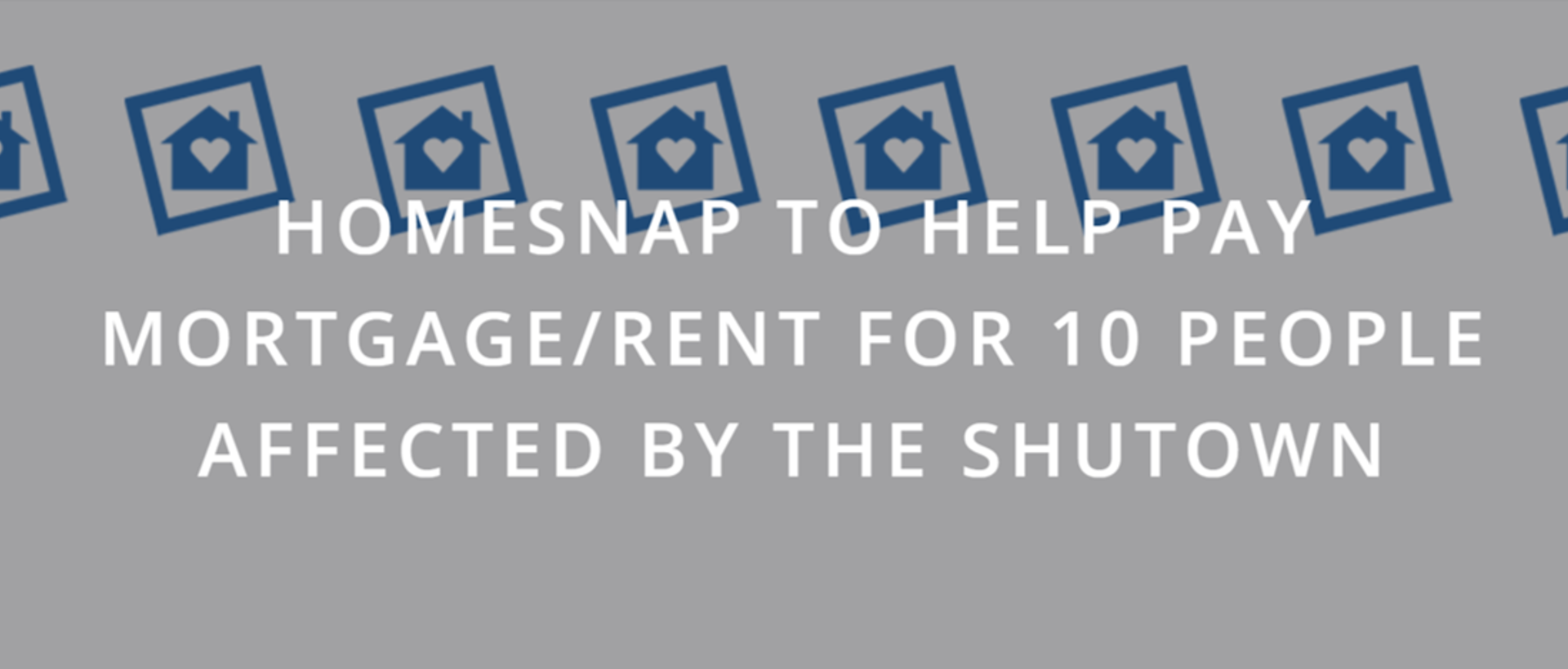 Are you affected by the government shut down? Do you have a mortgage or pay rent?