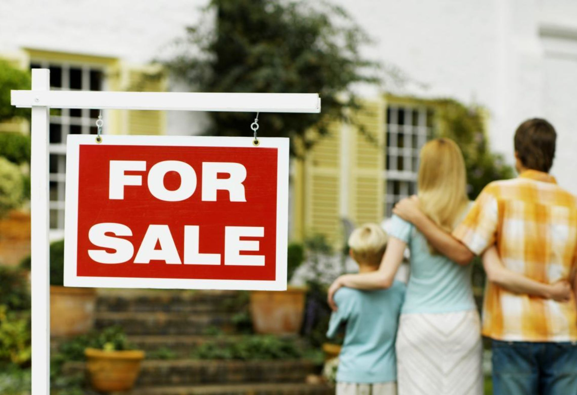 Eight Steps to Buying Real Estate