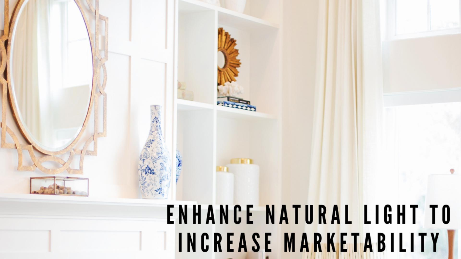Enhance Natural Light for Improved Seasonal Interior Lighting