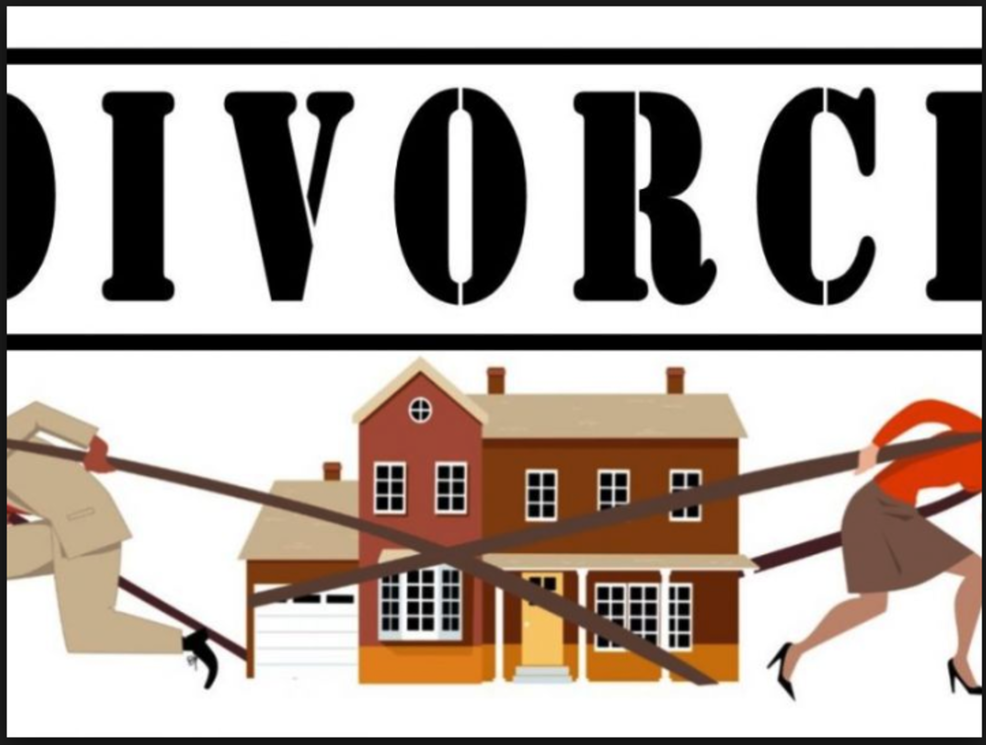 Dividing Real Estate in DIvorce – Don't Forget the Quitclaim!