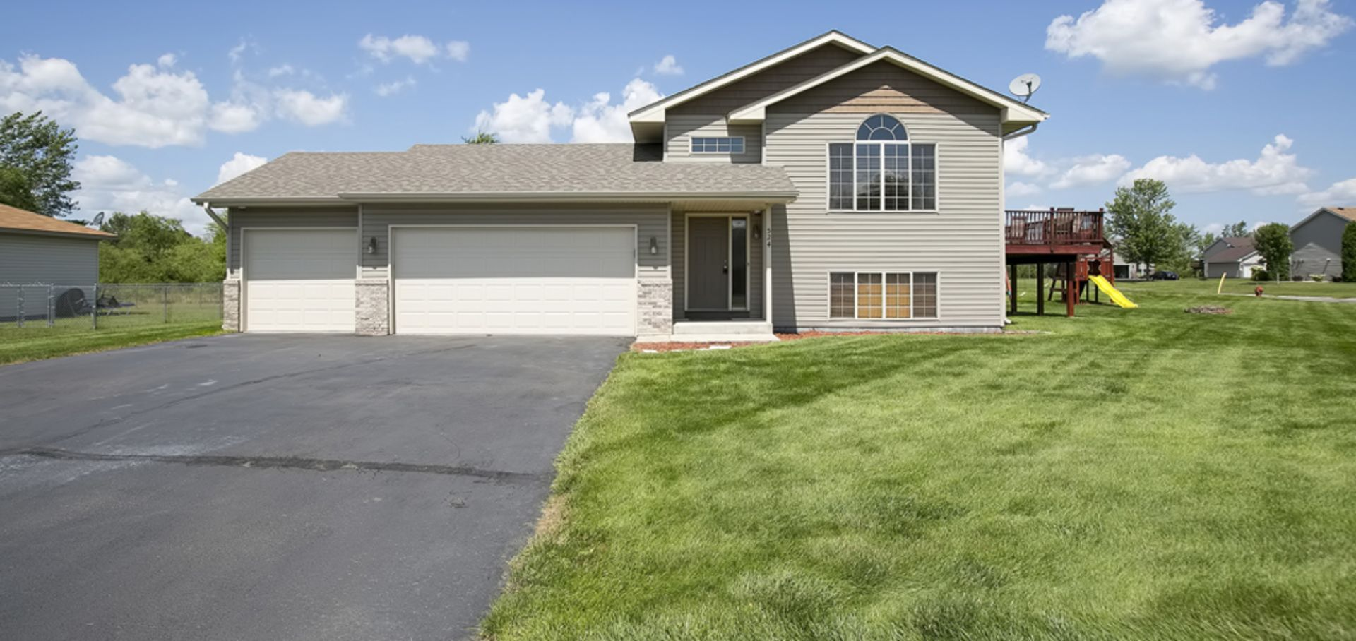 Remodeled Home in Big Lake in Great Location