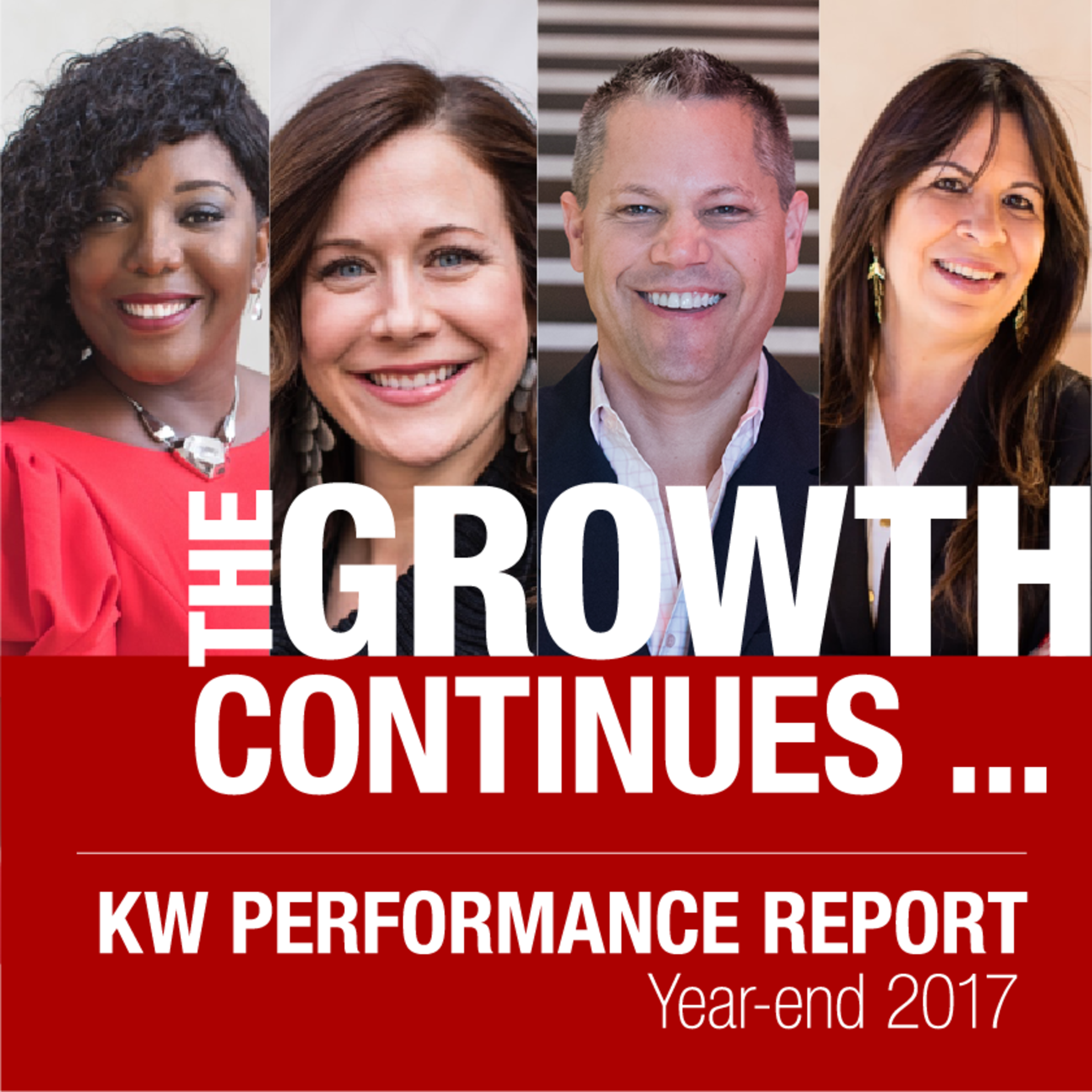 KW GROWTH CONTINUES I: GIVE US A SHOT IT WILL BE WORTH IT