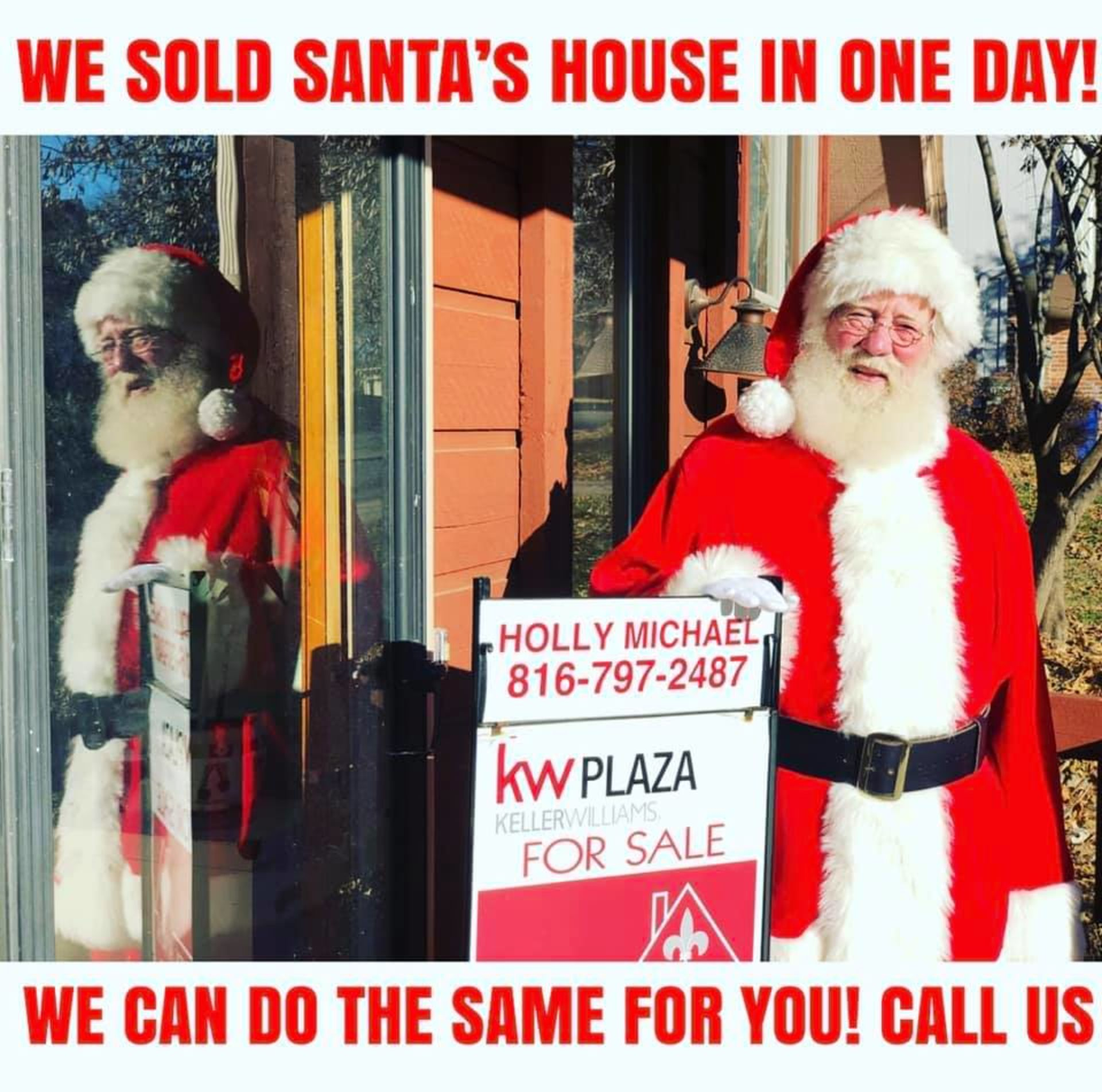SANTAS HOUSE SOLD IN A DAY