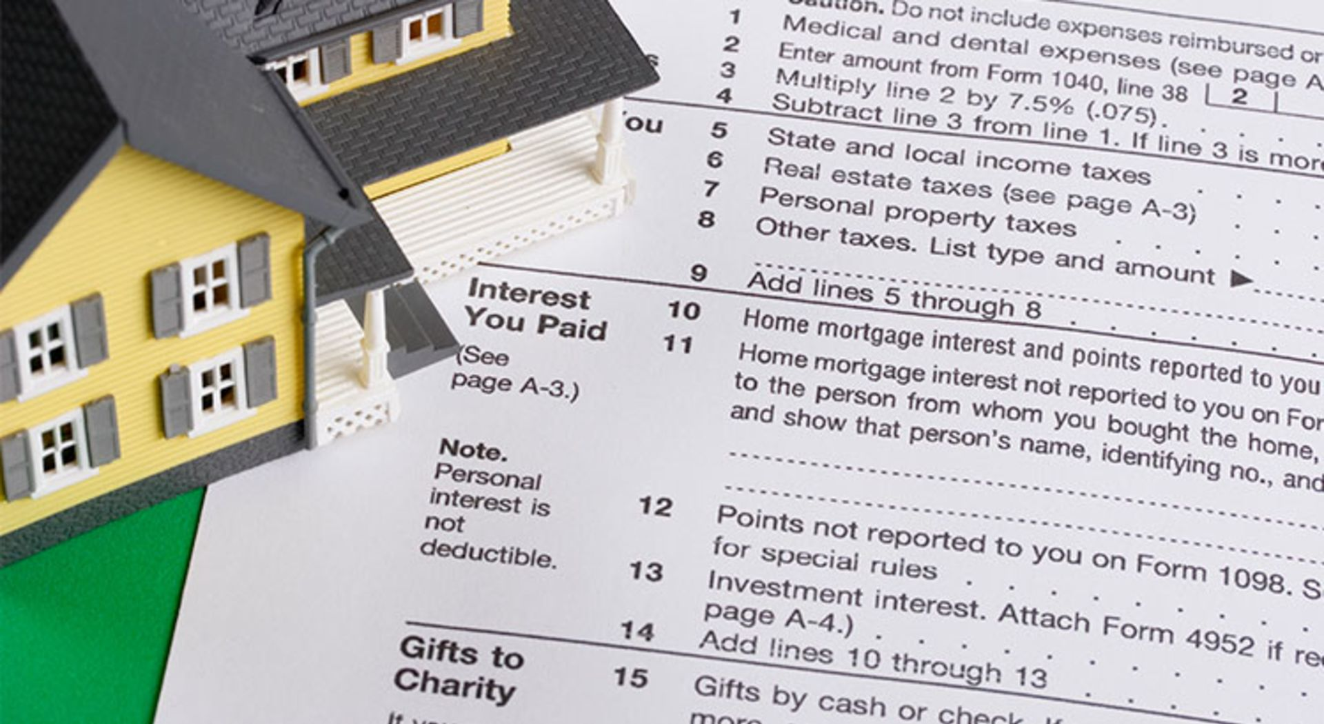 Tax Reform and Real Estate: What You Need to Know