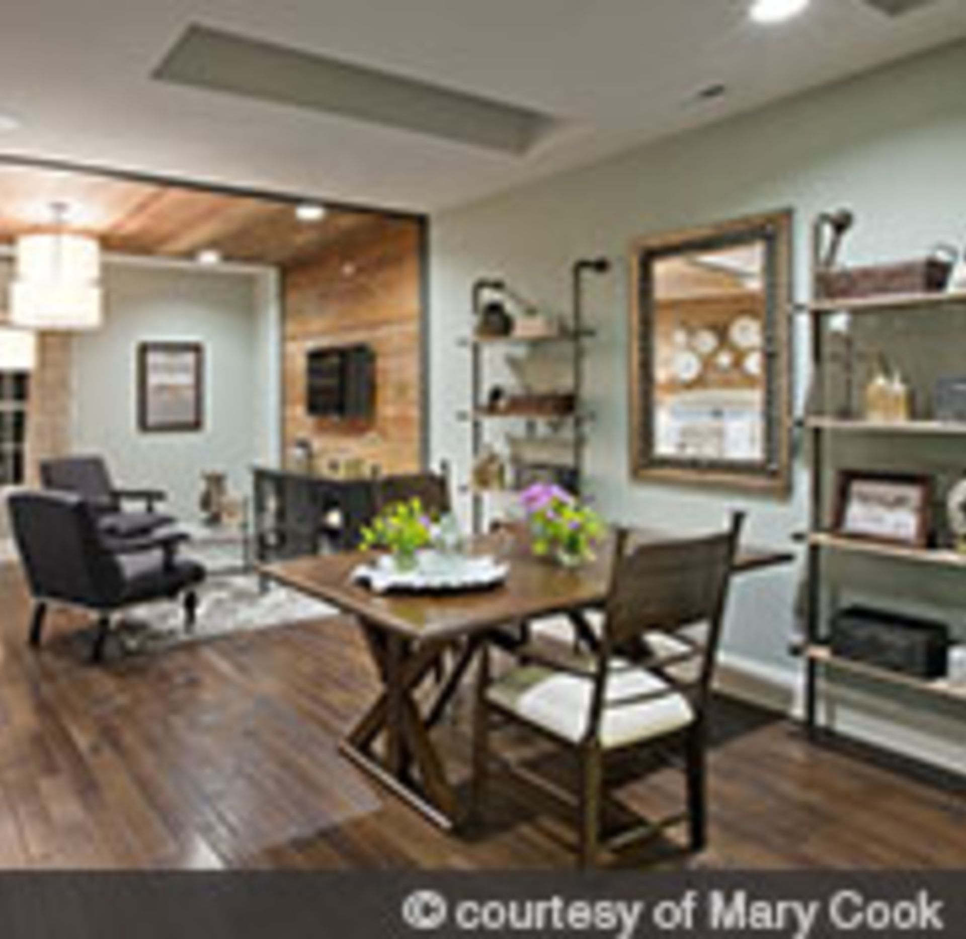 More Authentic, Personalized Use of Space – 2017 Trend
