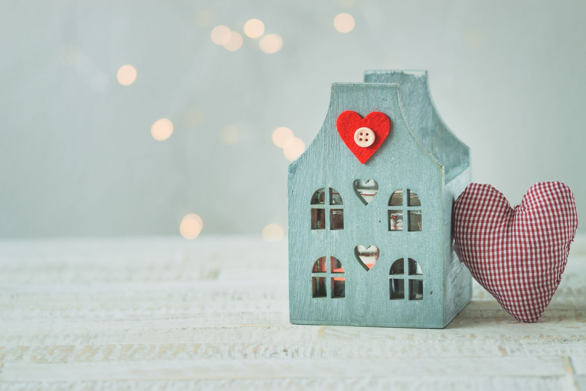 5 easy ways to show your home some love!