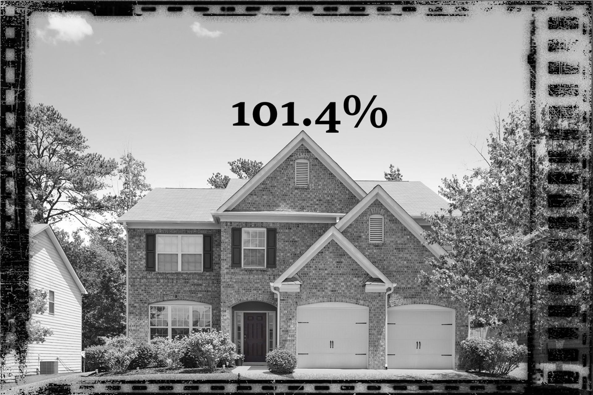 101.4% of asking price, SOLD in THREE days