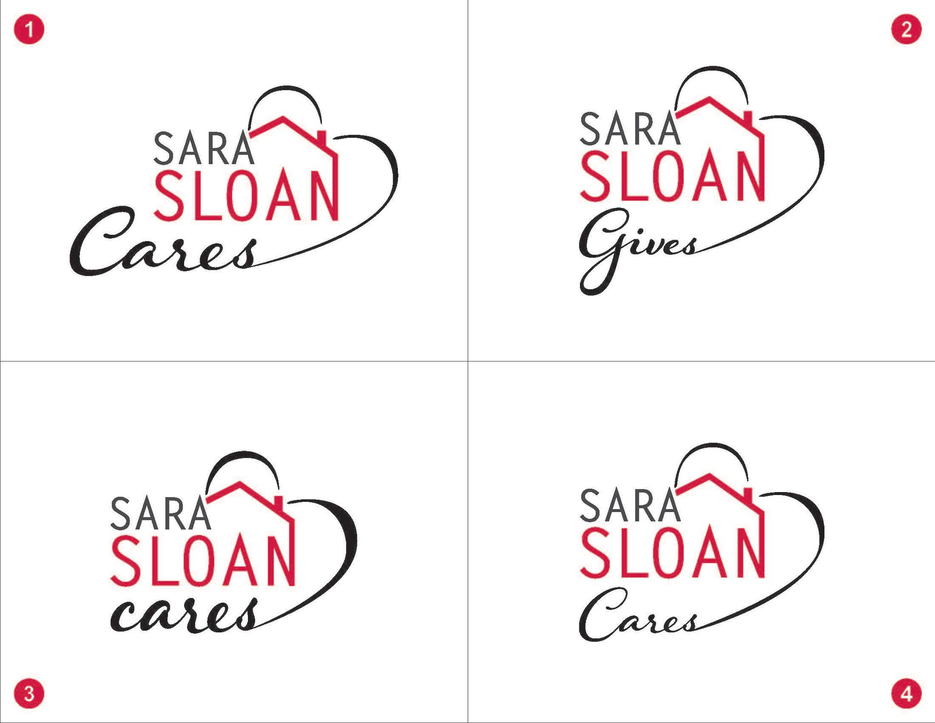 Sara Sloan Team gives back campaign