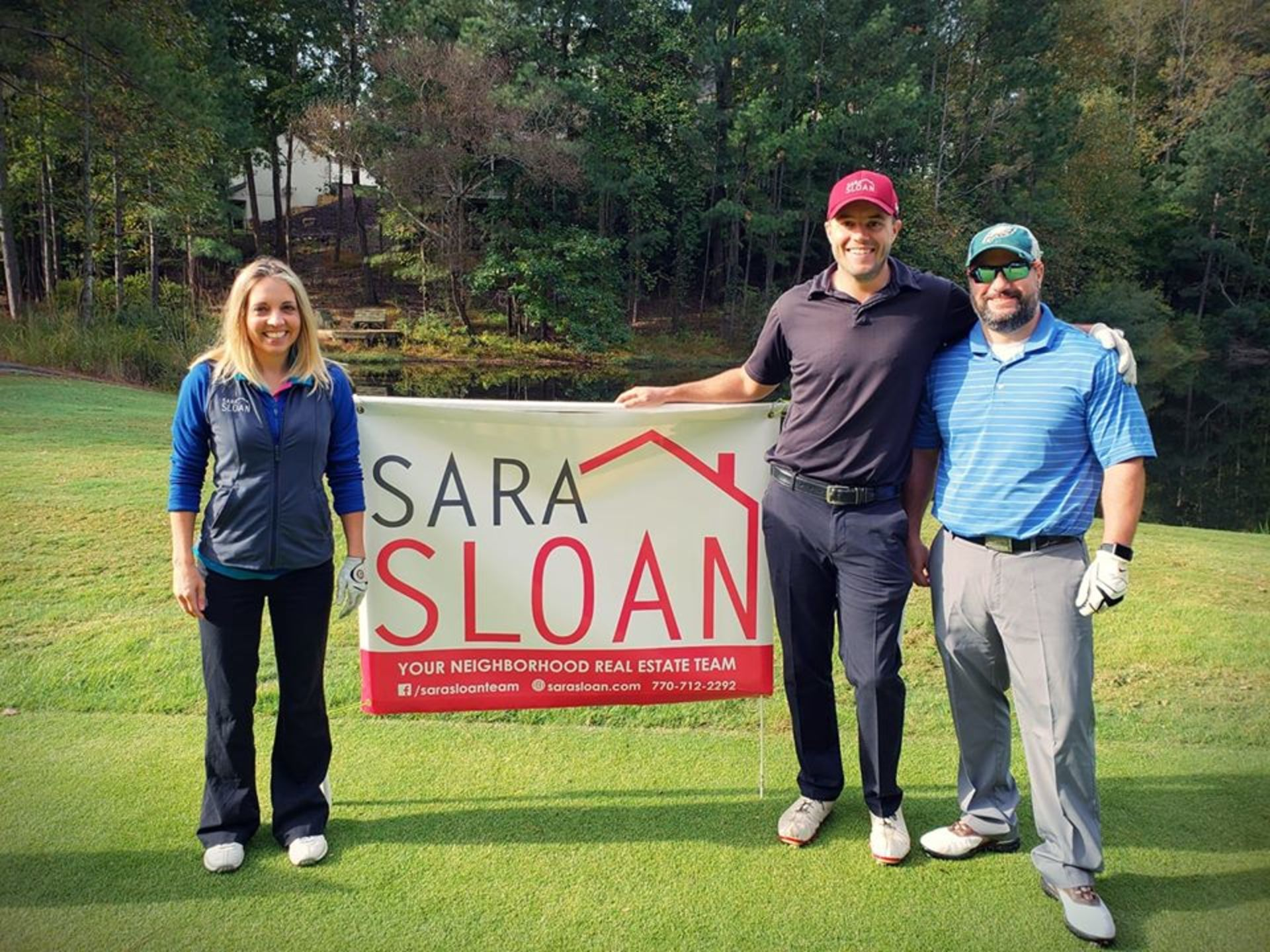 Giving back – Sara Sloan Team Cares