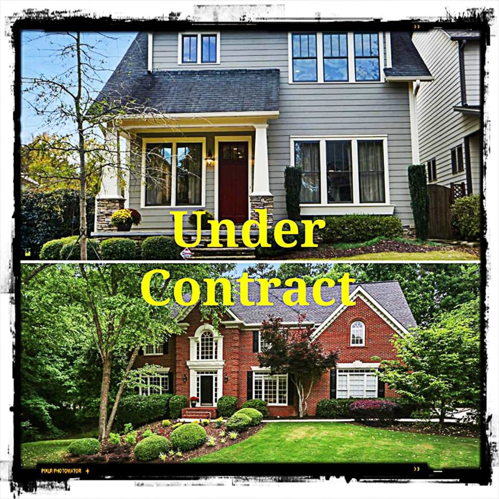 Three more Under Contract!