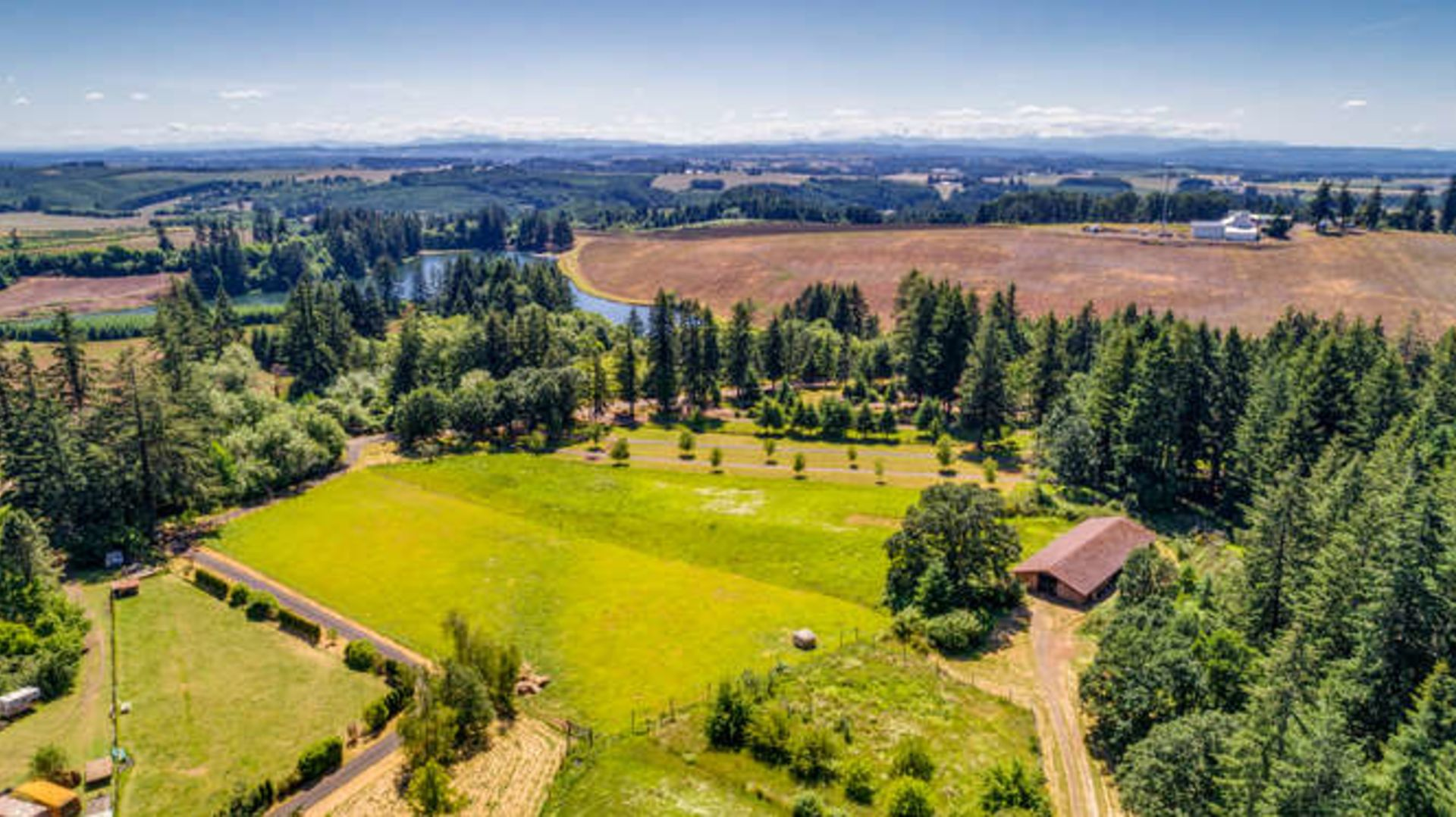 Don't Lose Money By Using Online Valuations For Your Oregon Rural Real Estate