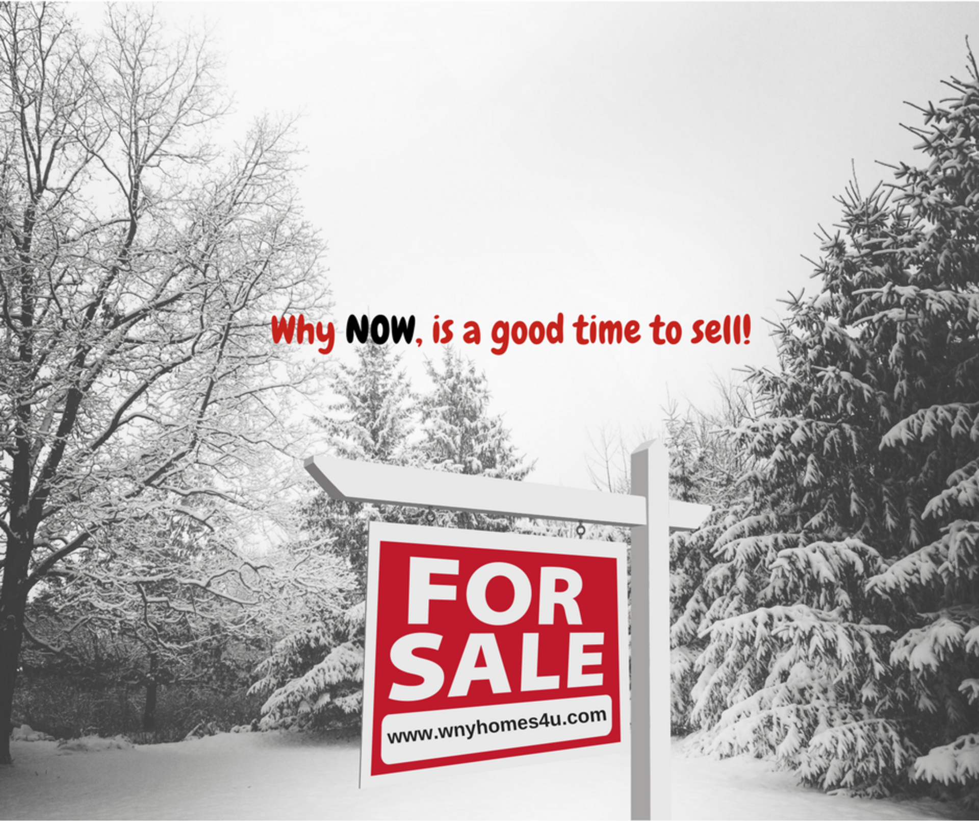 Why NOW is a great time to sell!!
