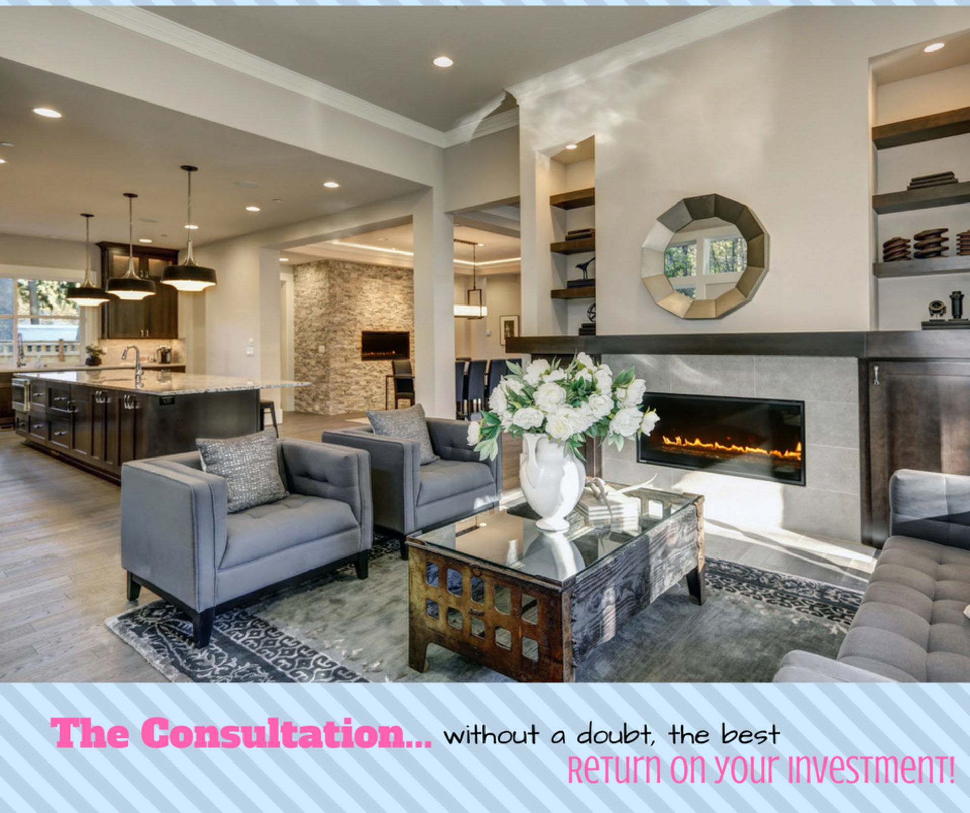 Staging your home – why the consultation is so important!