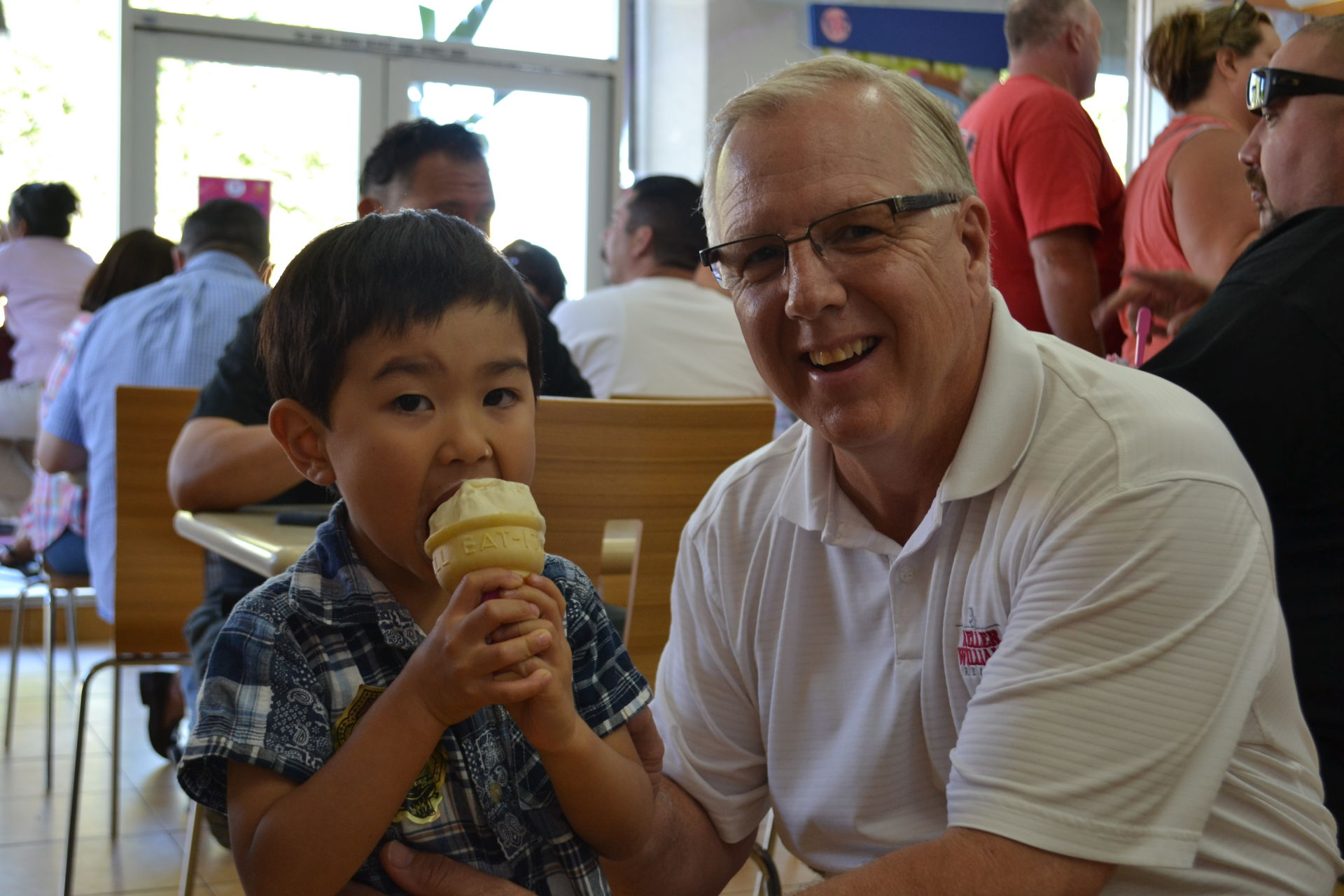 Ice Cream Social 2016