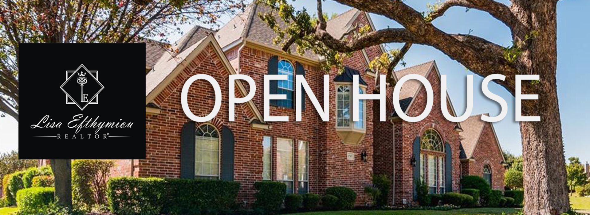 OPEN HOUSE THIS SATURDAY:  3-5pm at 1707 Pecos Drive in Southlake