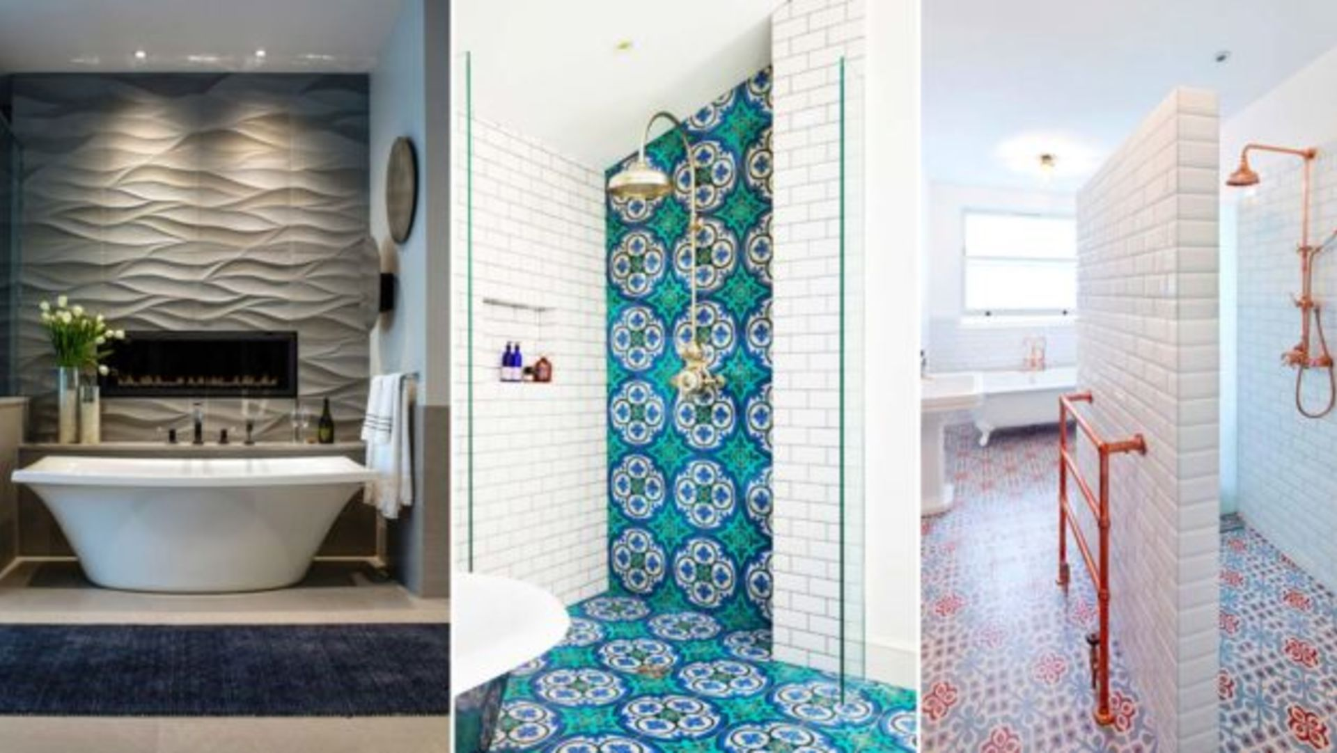 Get This Look: 9 Beautiful Bathroom Design Trends We're Swooning Over