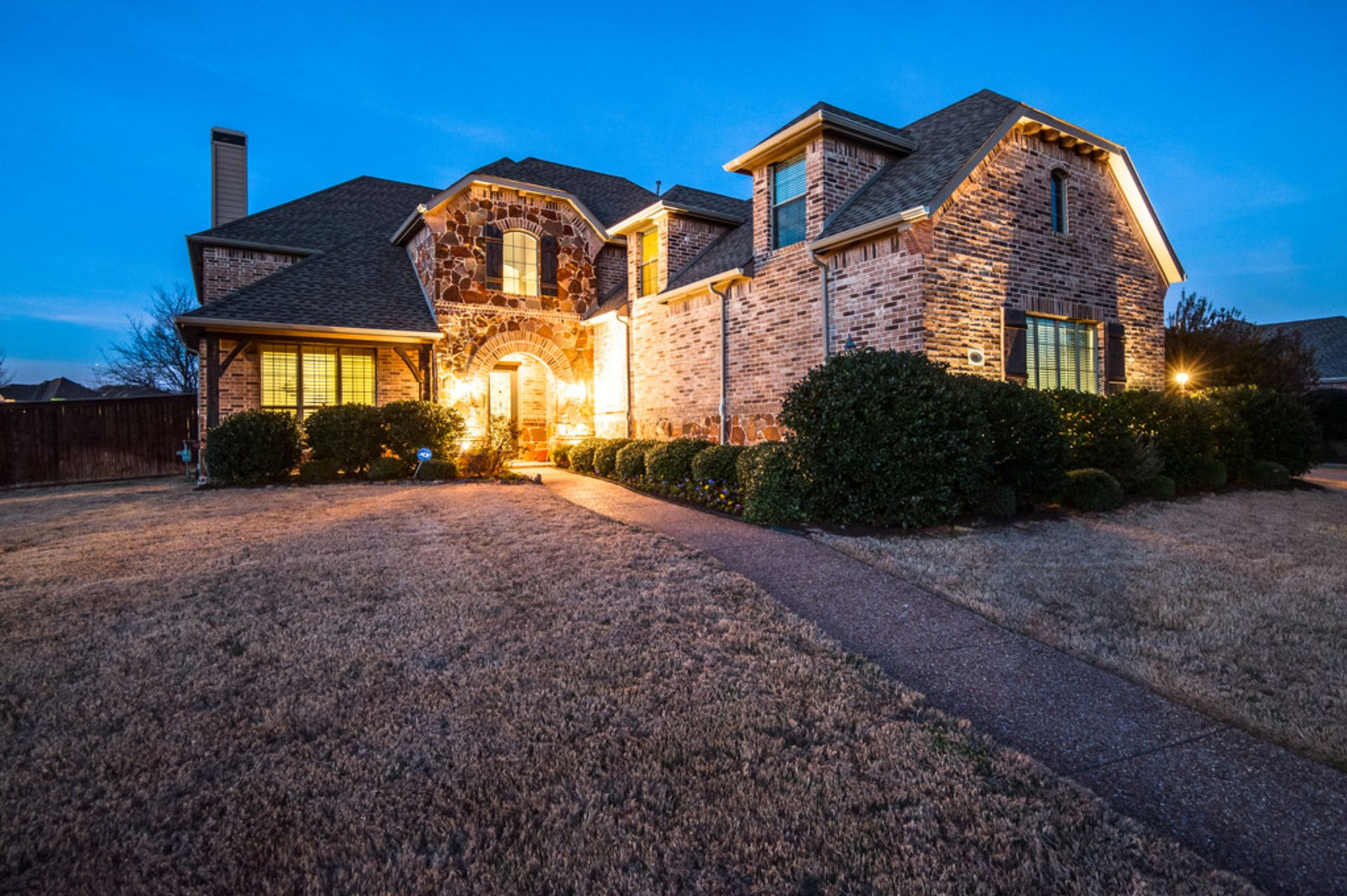 JUST LISTED: 301 Foxcroft Lane in Keller