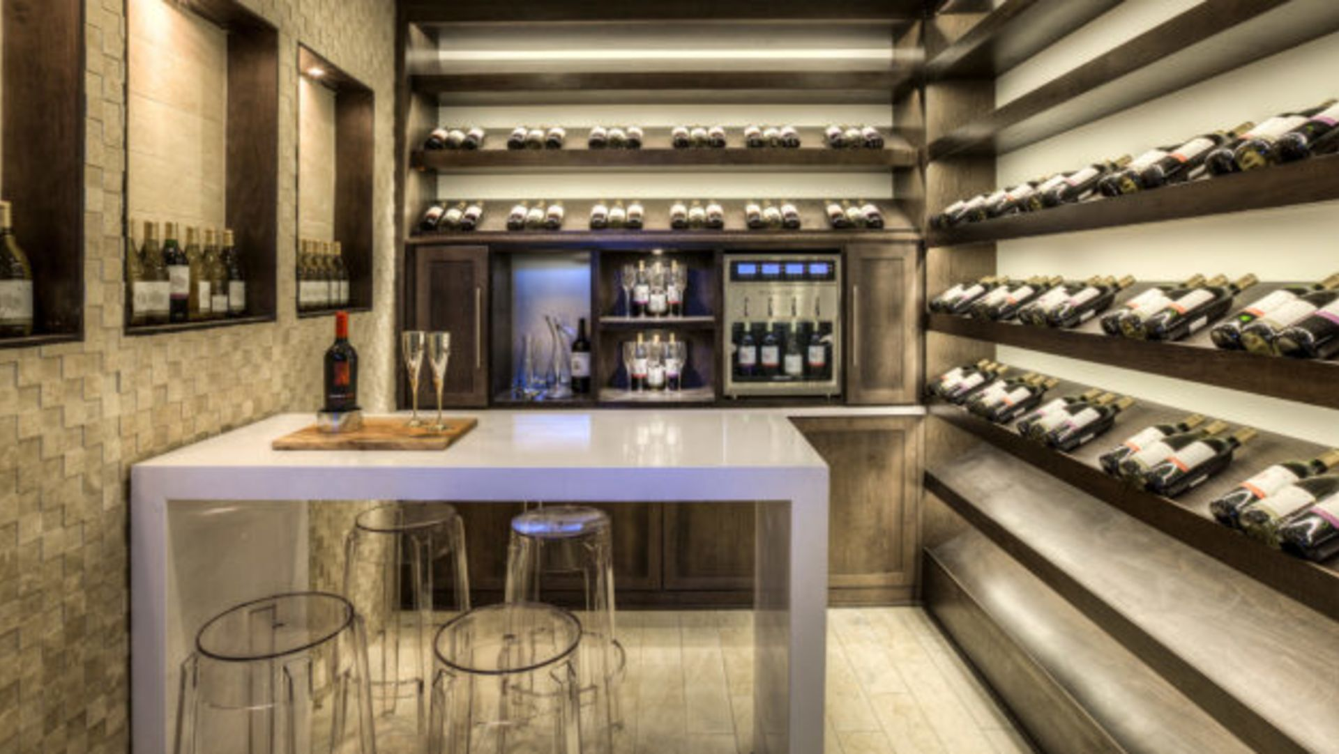 Raise a Glass to Wine Cellars, a Luxury Amenity Many Buyers Demand
