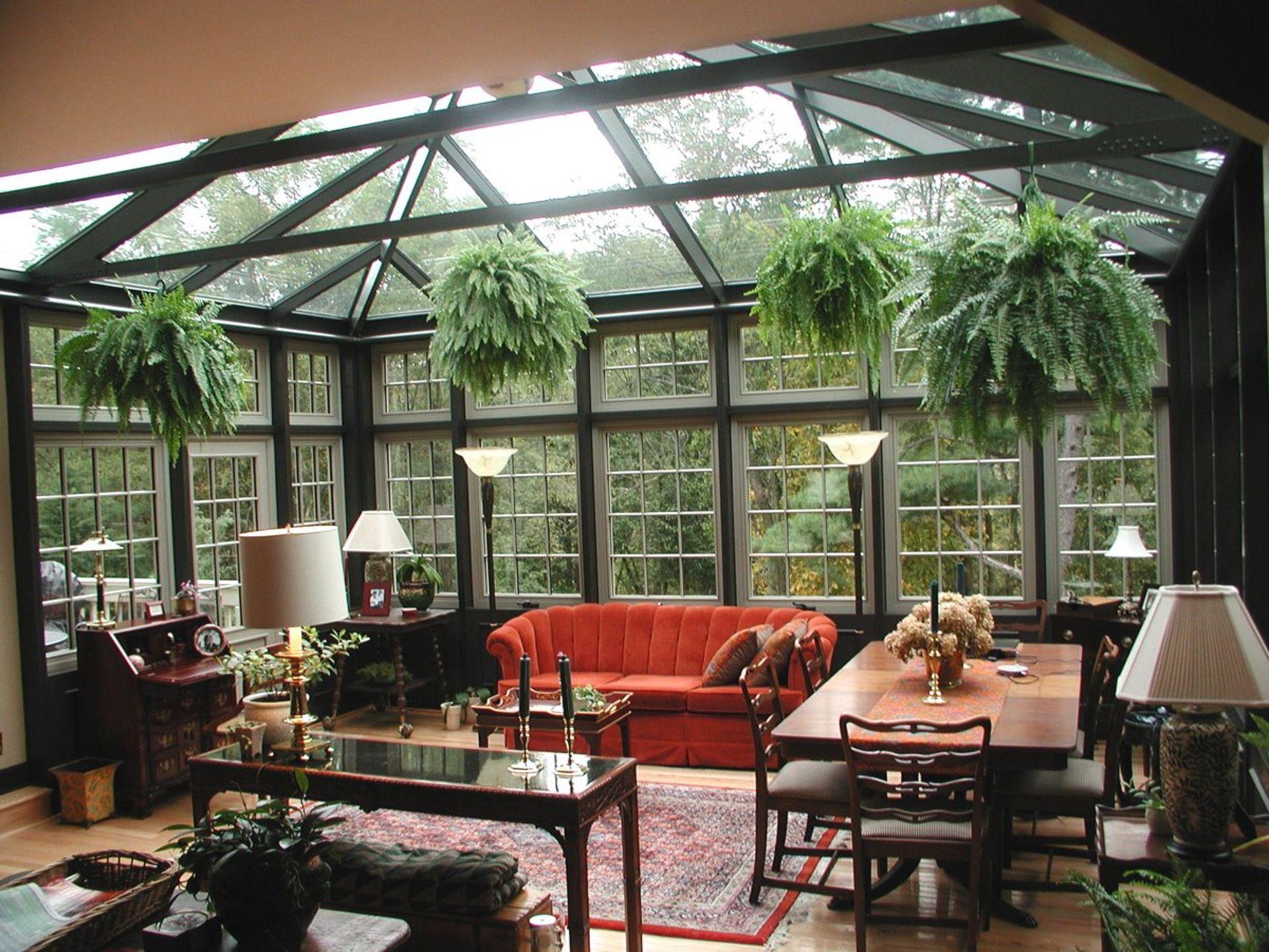 Bringing Nature Back into Interior Design