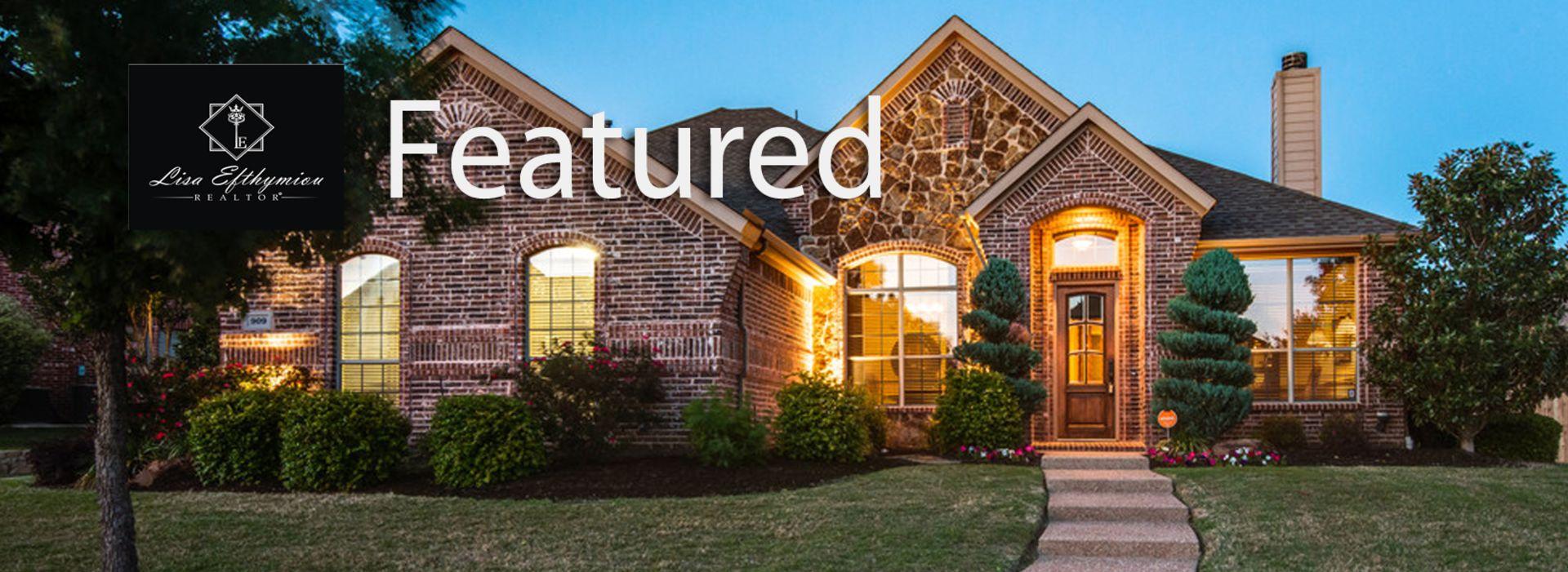 FEATURED HOME: 909 Homestead Drive, Keller, TX 76248