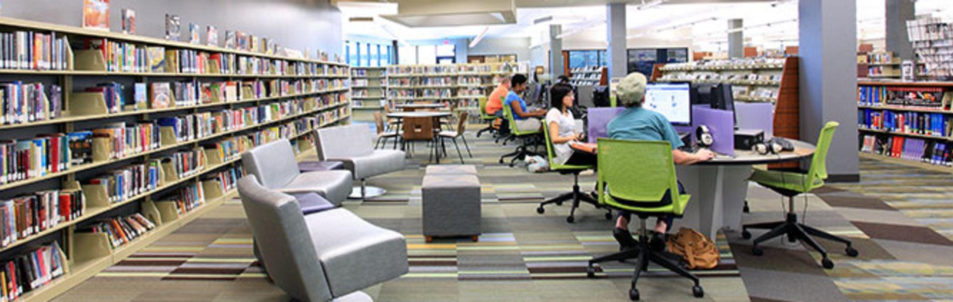 Best Kept Secret: The Keller Public Library