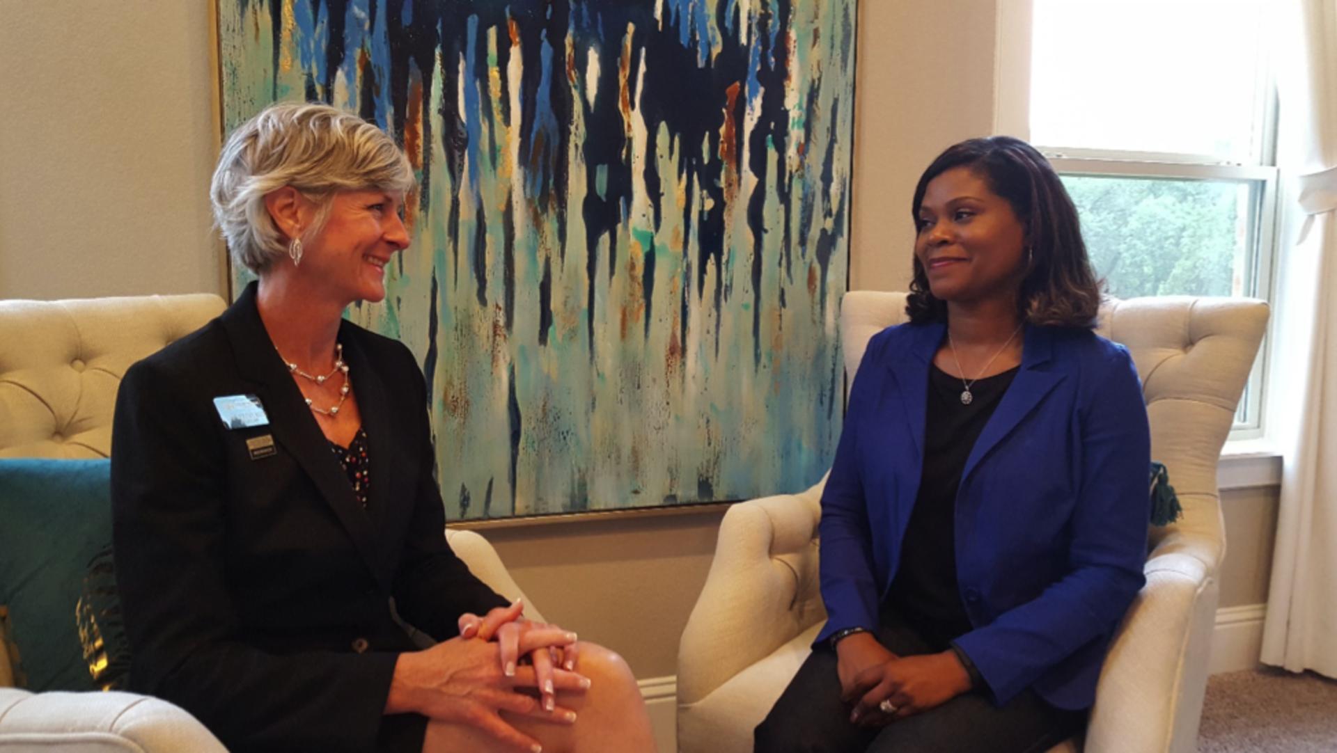 Lisa Interviews Marcene Sanders, Certified Professional Home Stager