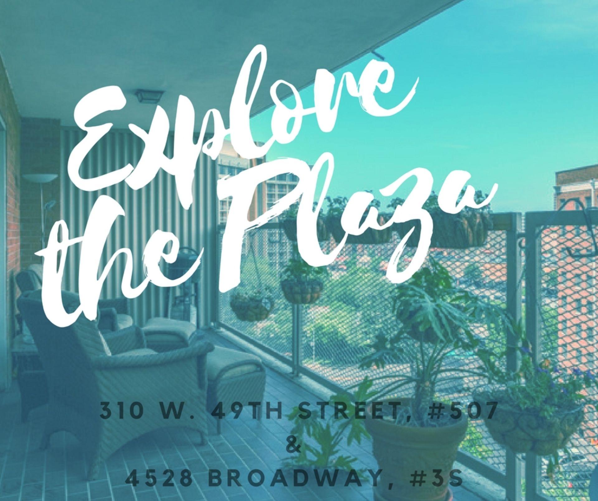Explore the Plaza