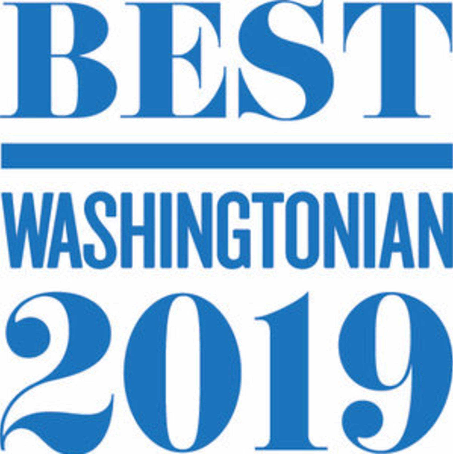 Washingtonian Best 2019