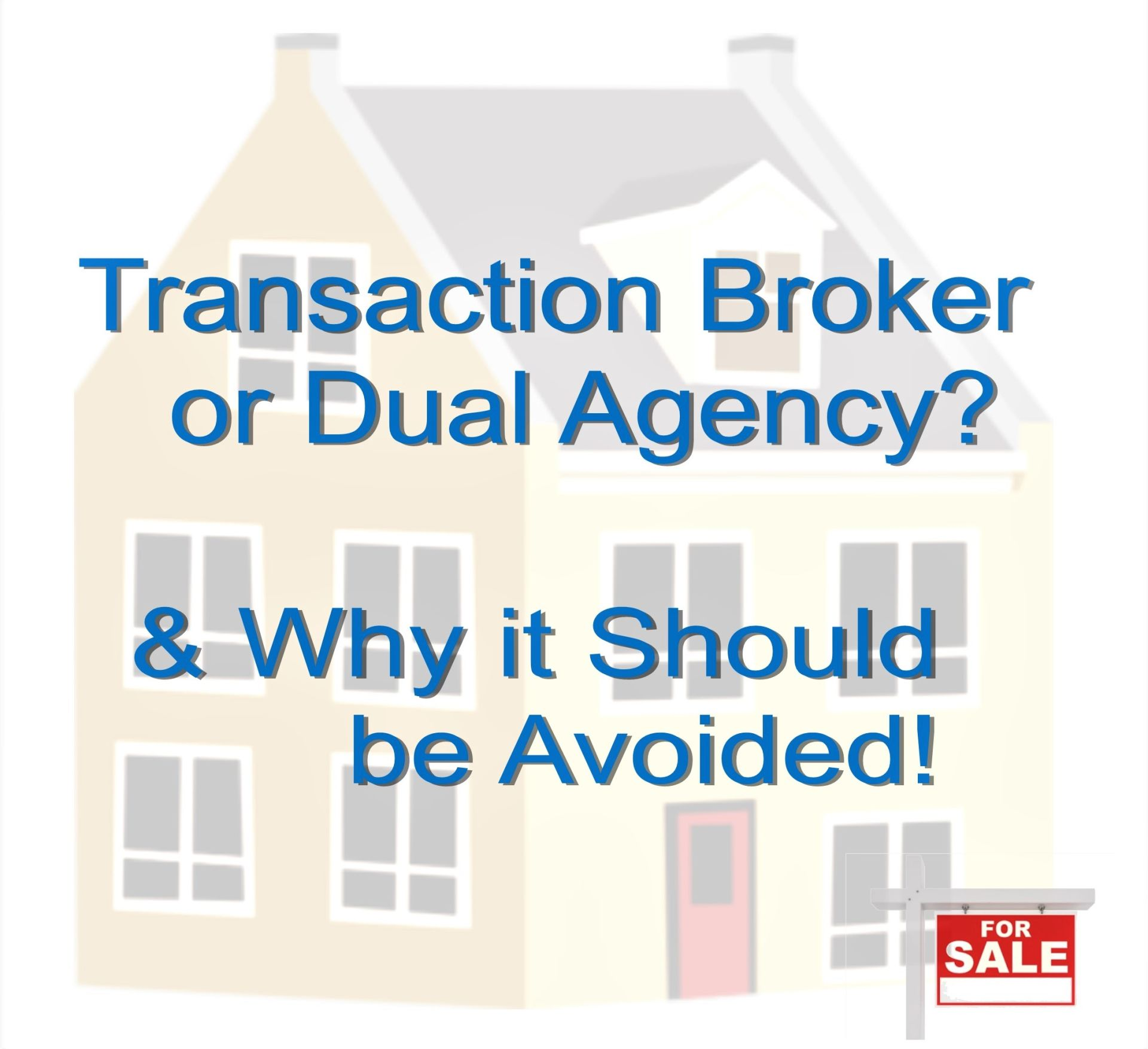Is Your Listing Agent Representing You, or their own Wallet?