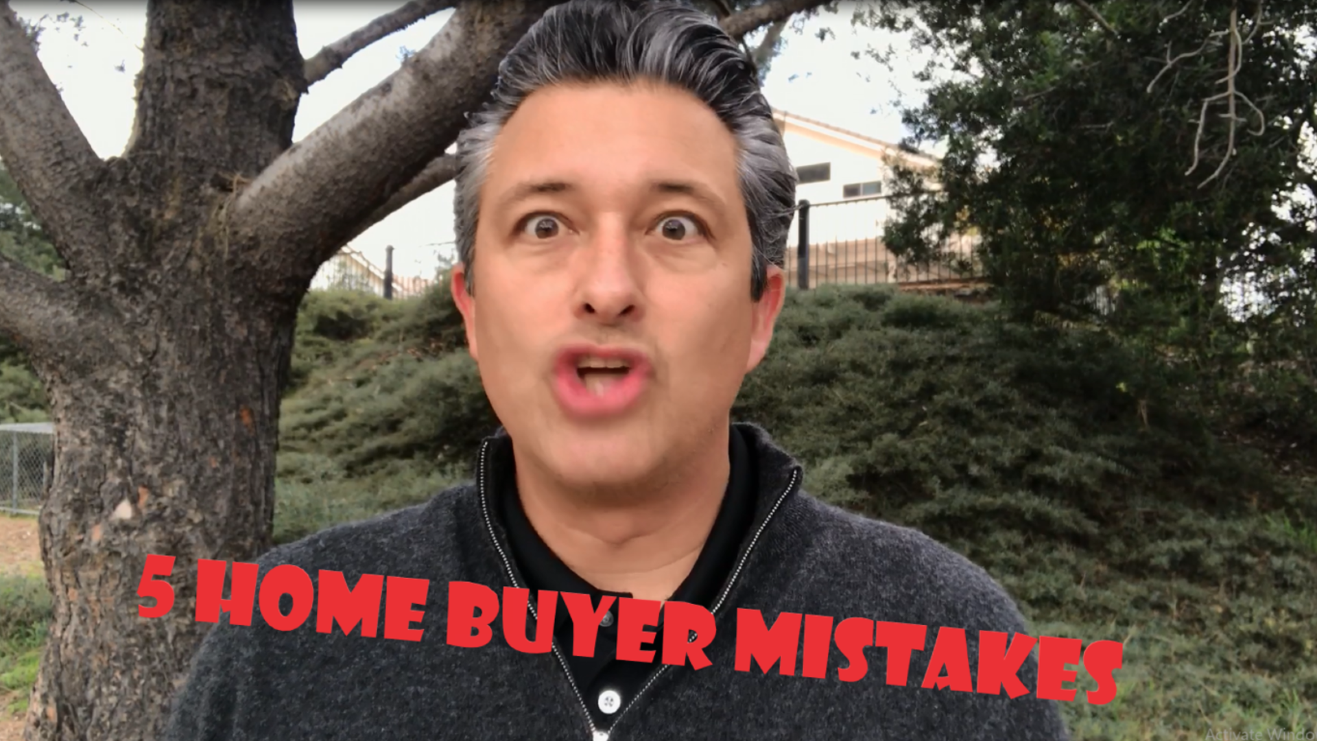 5 Home Buyer Mistakes – Your Real Estate Minute