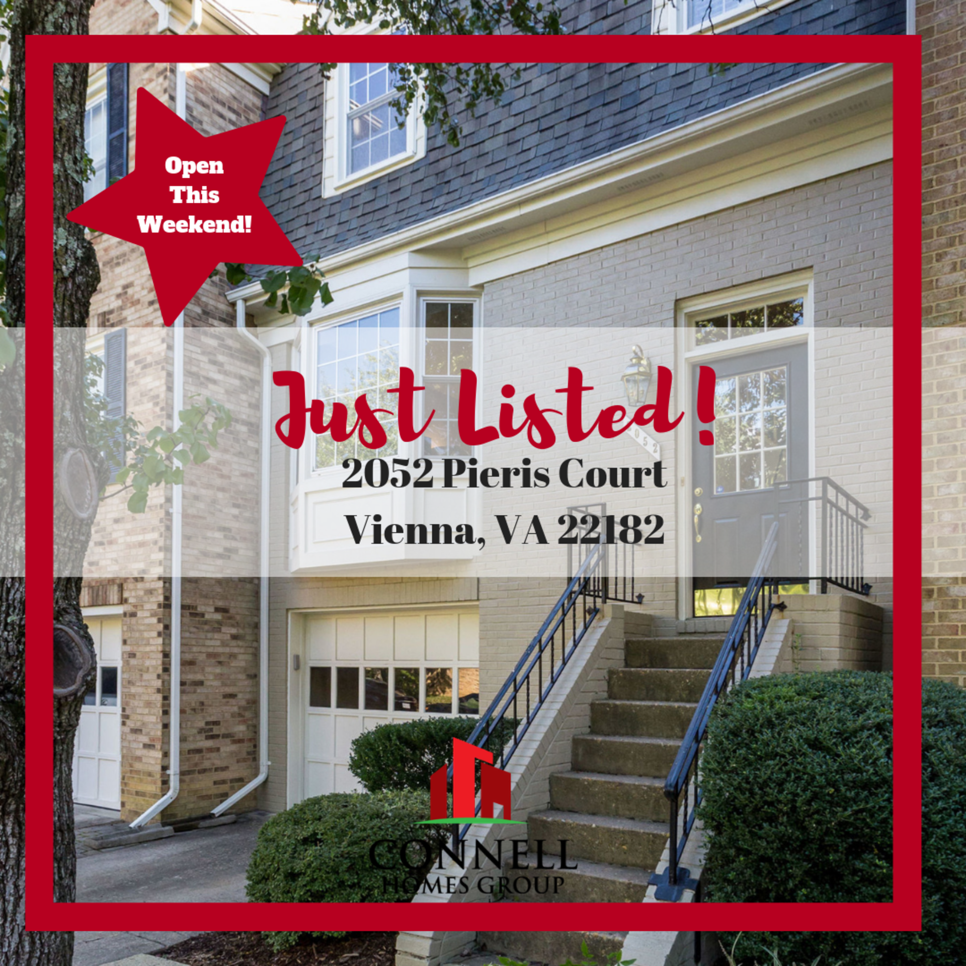 Just Listed in the HEART of Tysons Corner!