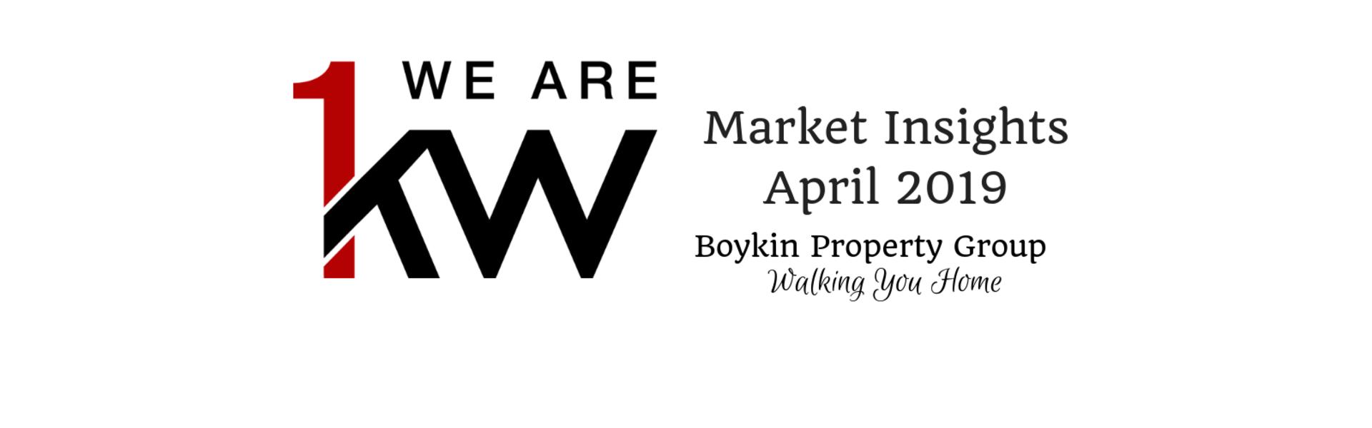 Market Insights: April 2019
