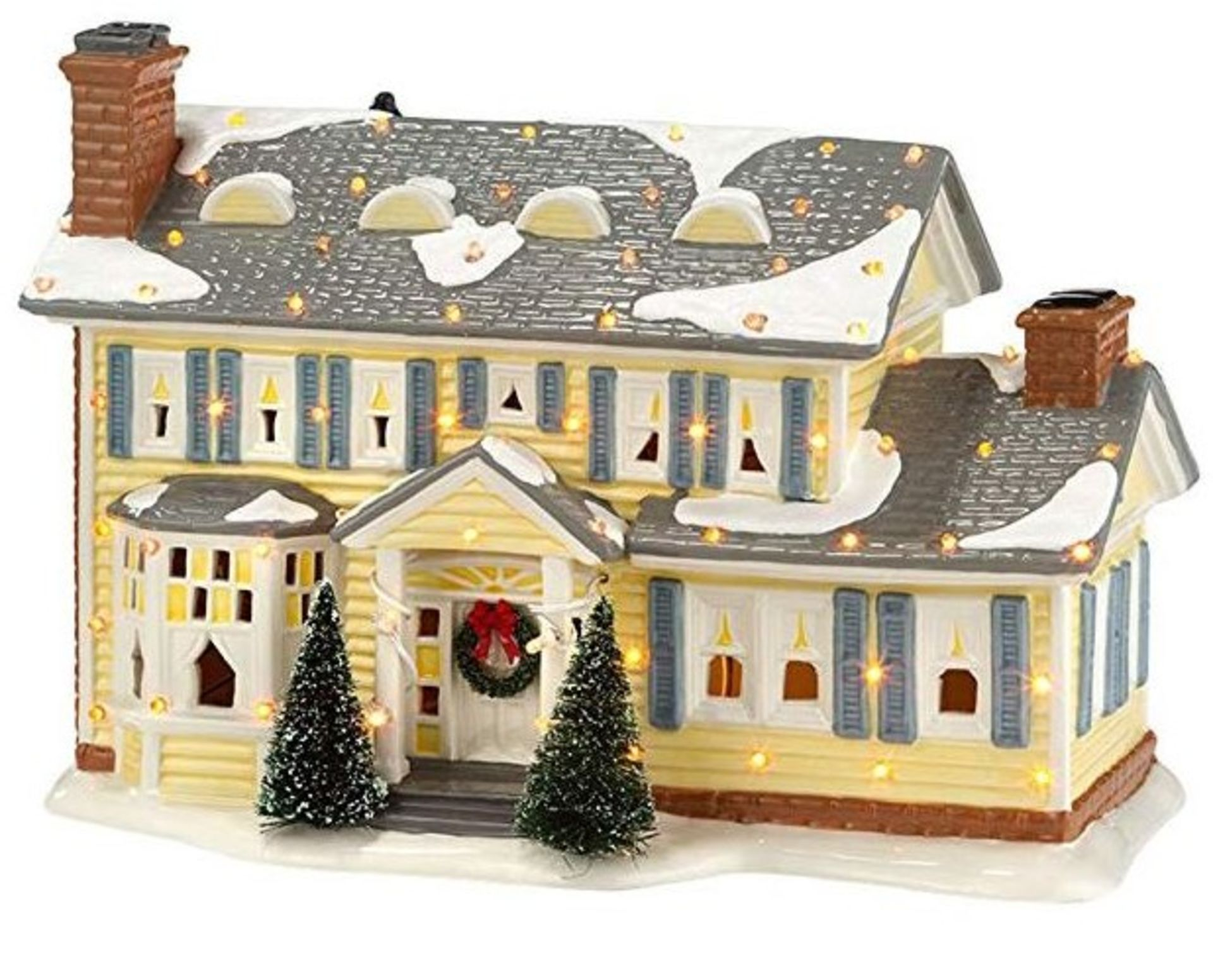 Holiday Update + The Griswold's Christmas House is For Sale!
