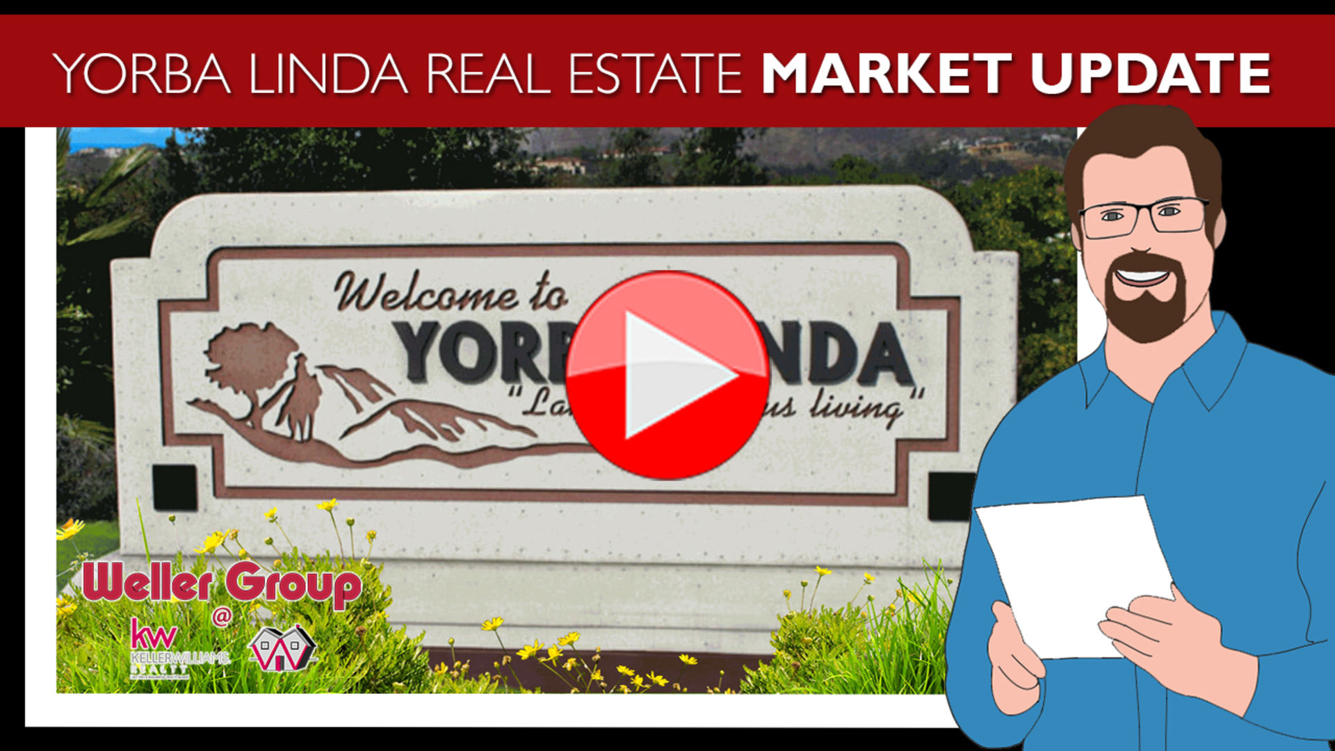 Yorba Linda Real Estate Market Update – January 2019