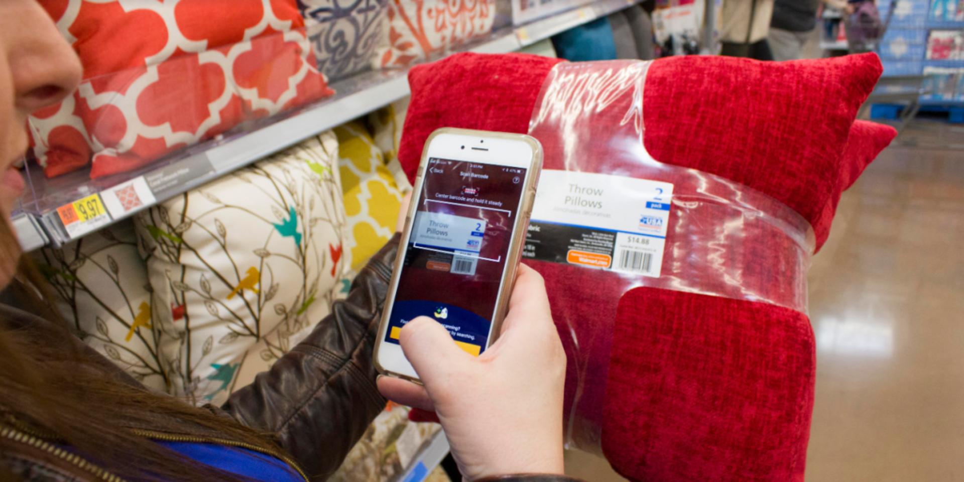 Walmart Takes a Direct Shot at Amazon By Making Checkout Lanes Obsolete