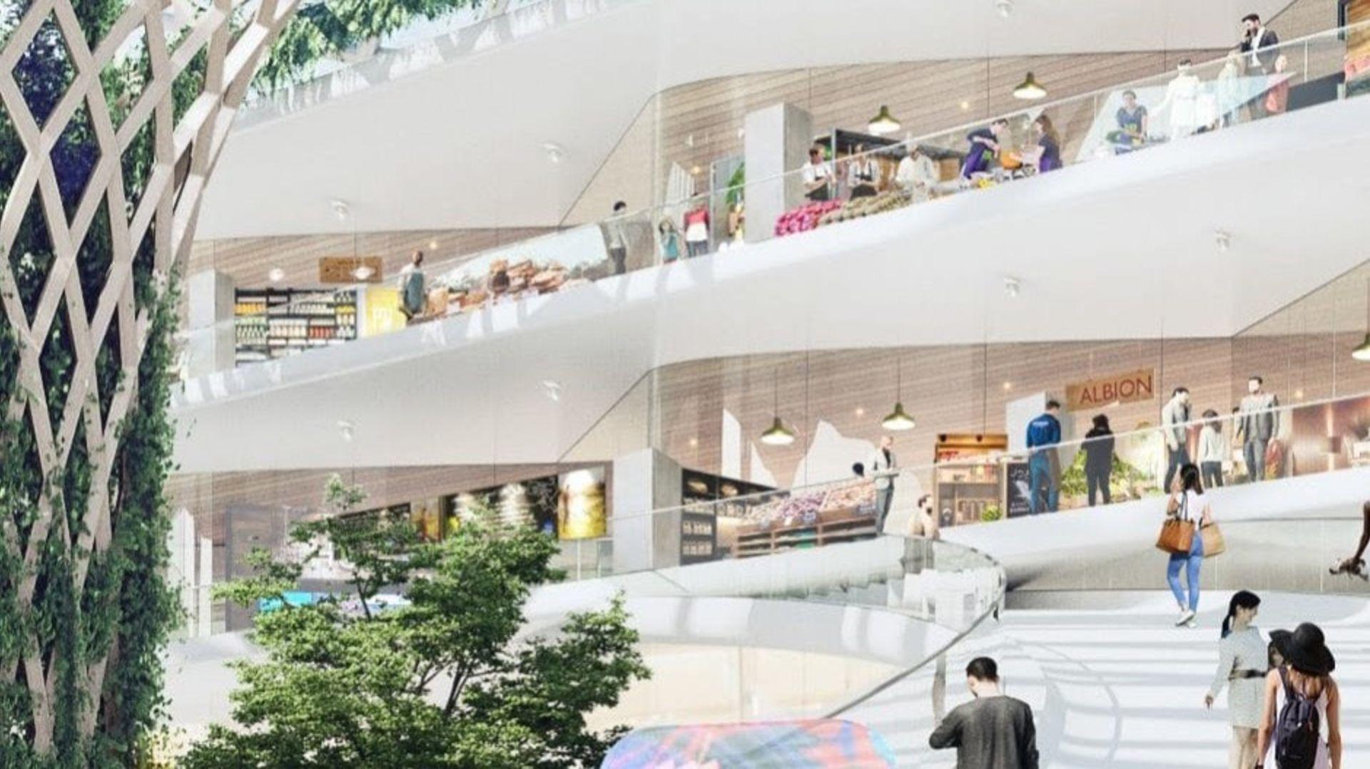 Westfield Unveils High-Tech Future with AI Walkways & Sensory Gardens