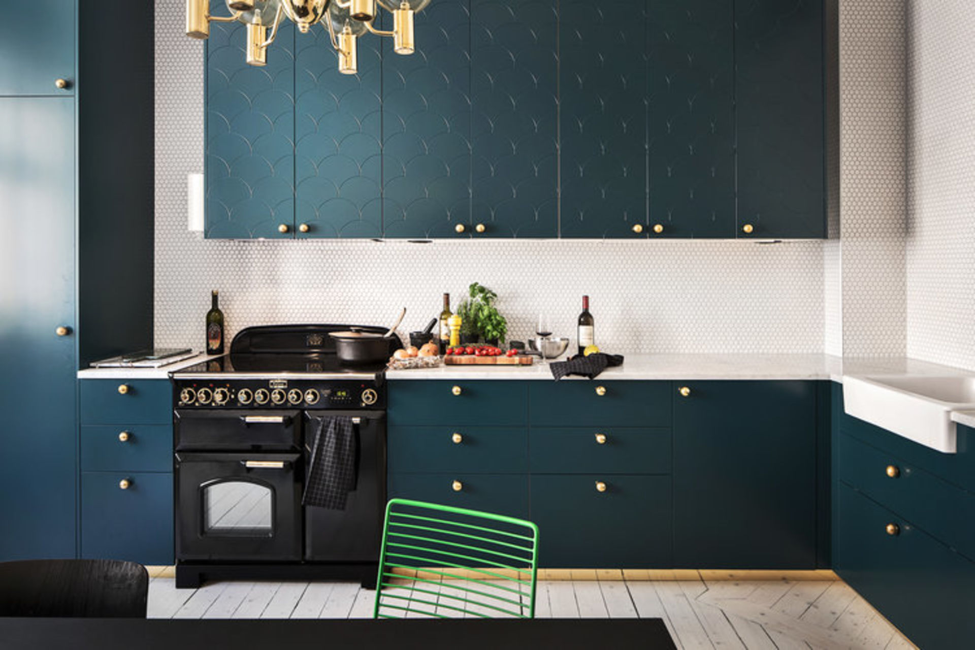 11 New Kitchen Cabinet Ideas for 2018