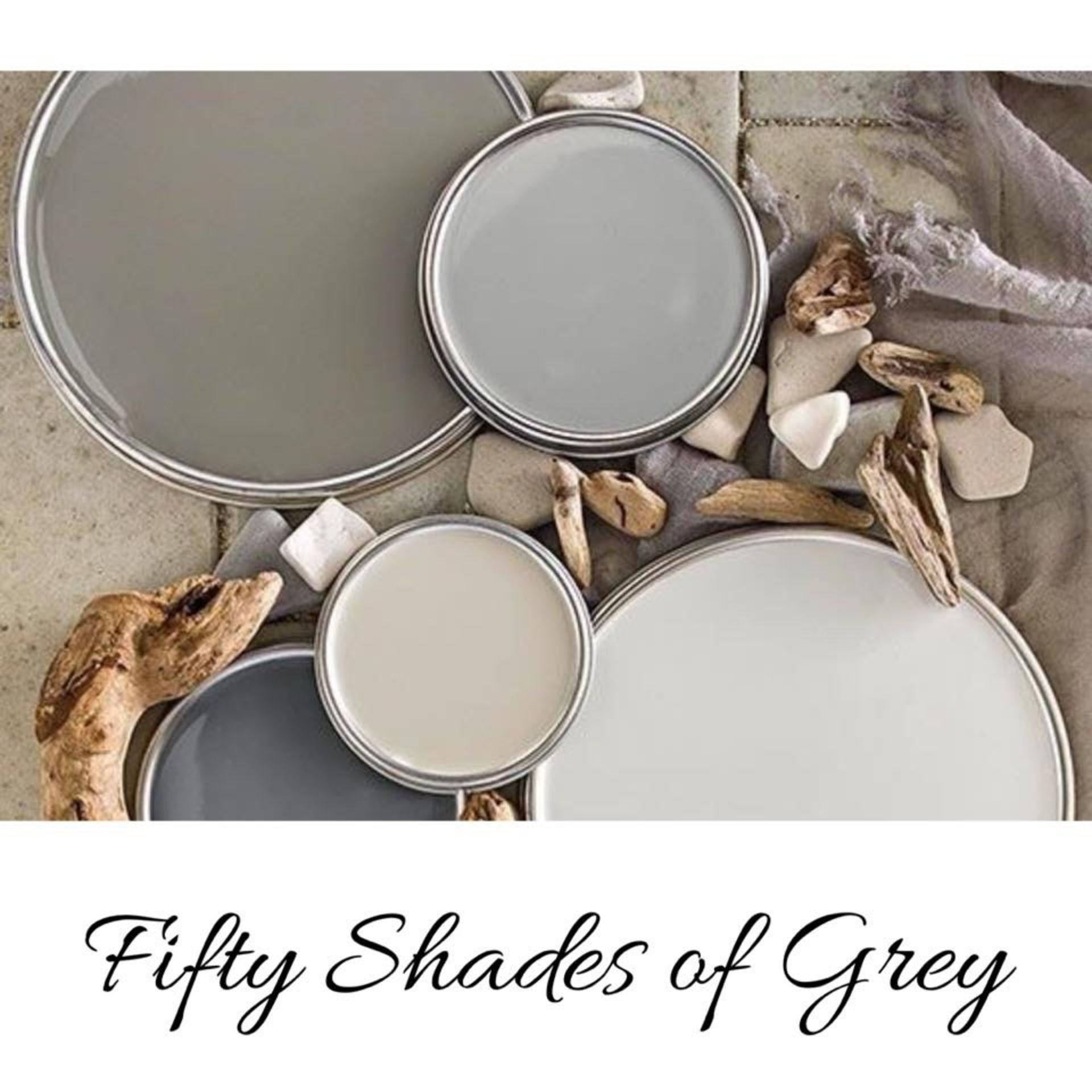 Fifty Shades of Grey or Gray