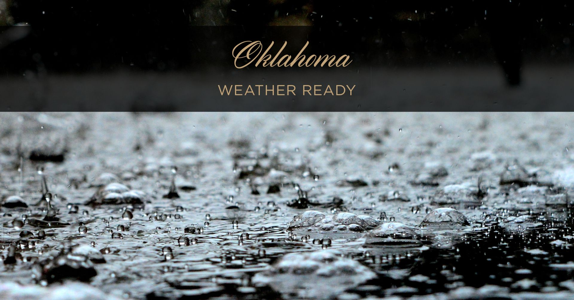 Oklahoma Weather Ready