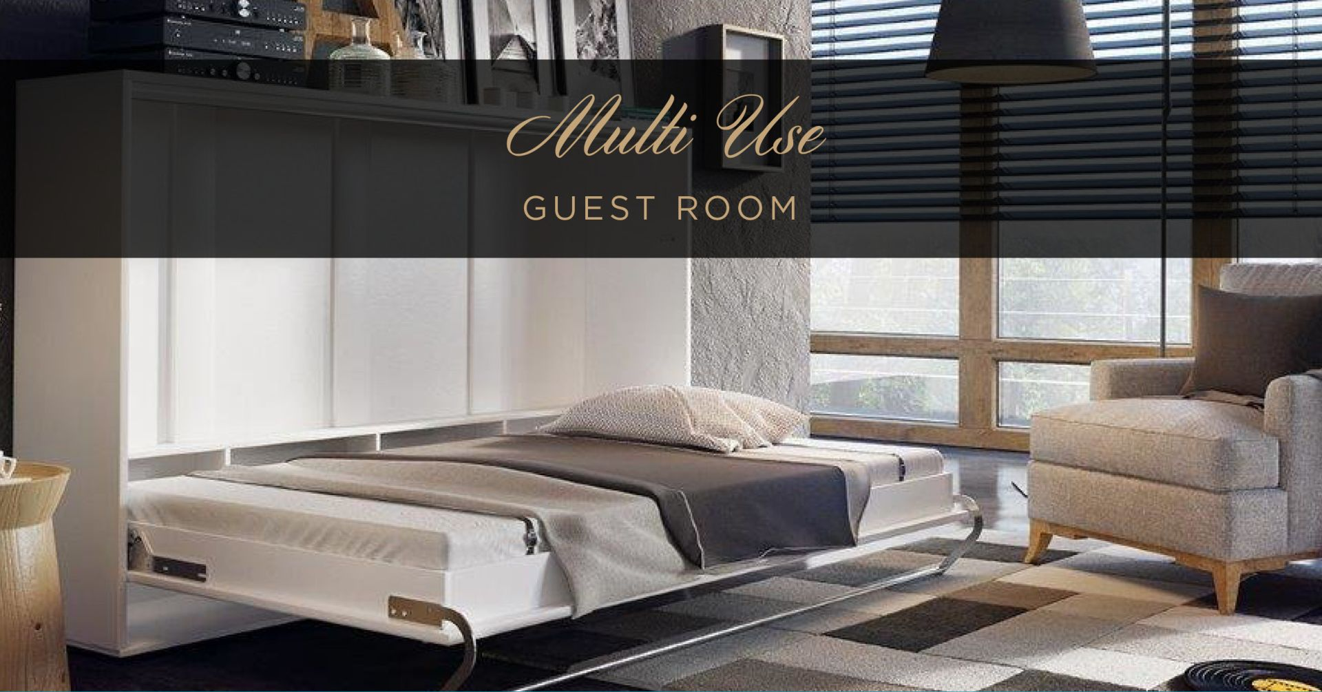 Multi-Use Guest Room