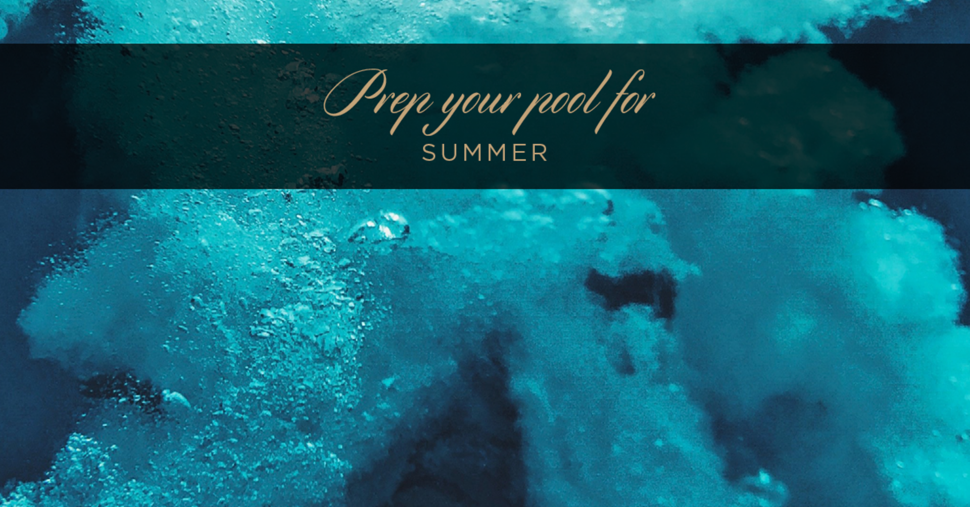 Prep Your Pool For Summer