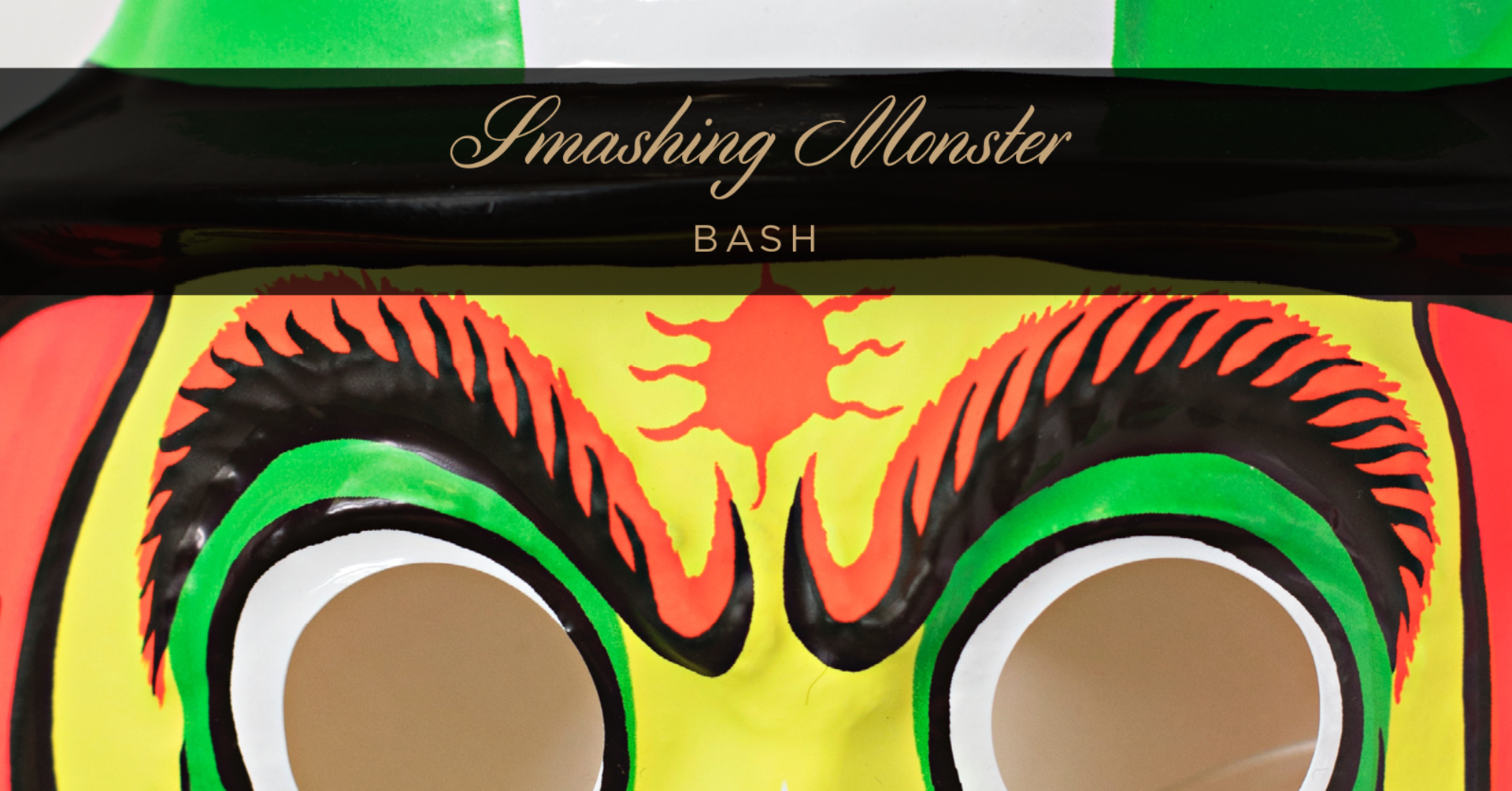 Smashing Monster Bash