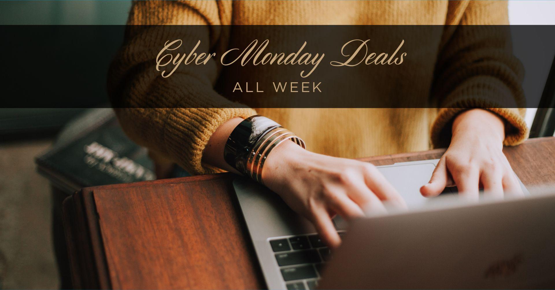 Best Cyber Monday Deals All Week