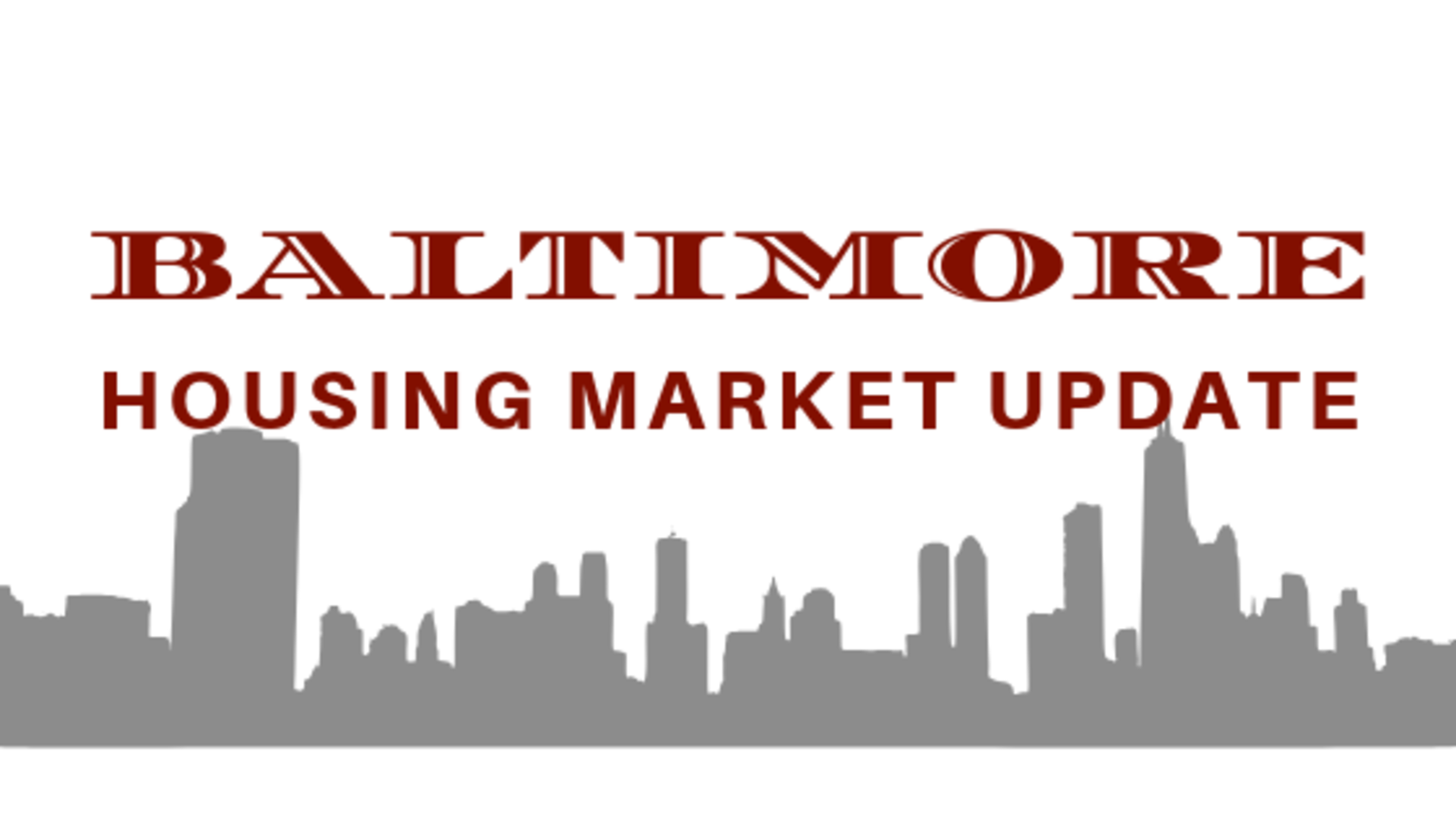 July 2019 Baltimore Market Stats