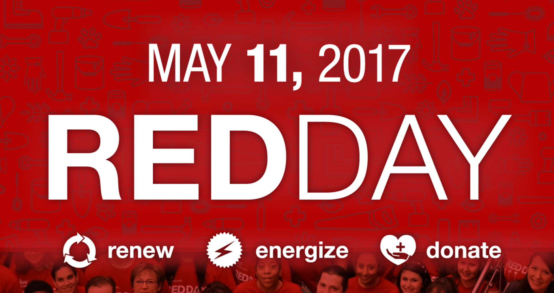 Red Day 2017!