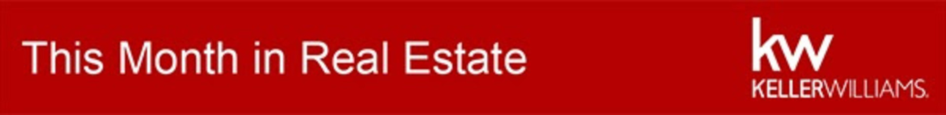 This Month in Real Estate eNewsletter – January 2019